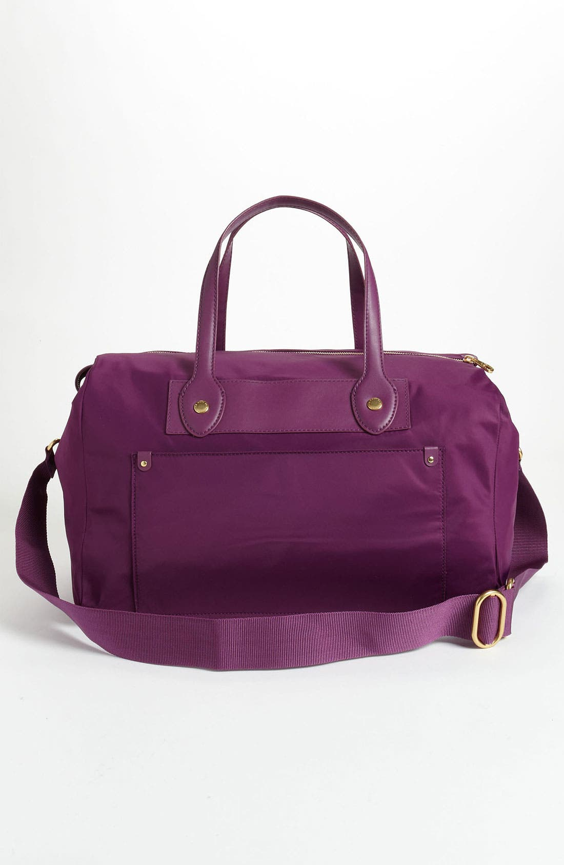 Alternate Image 4  - MARC BY MARC JACOBS 'Preppy Nylon - Pearl' Duffel Bag