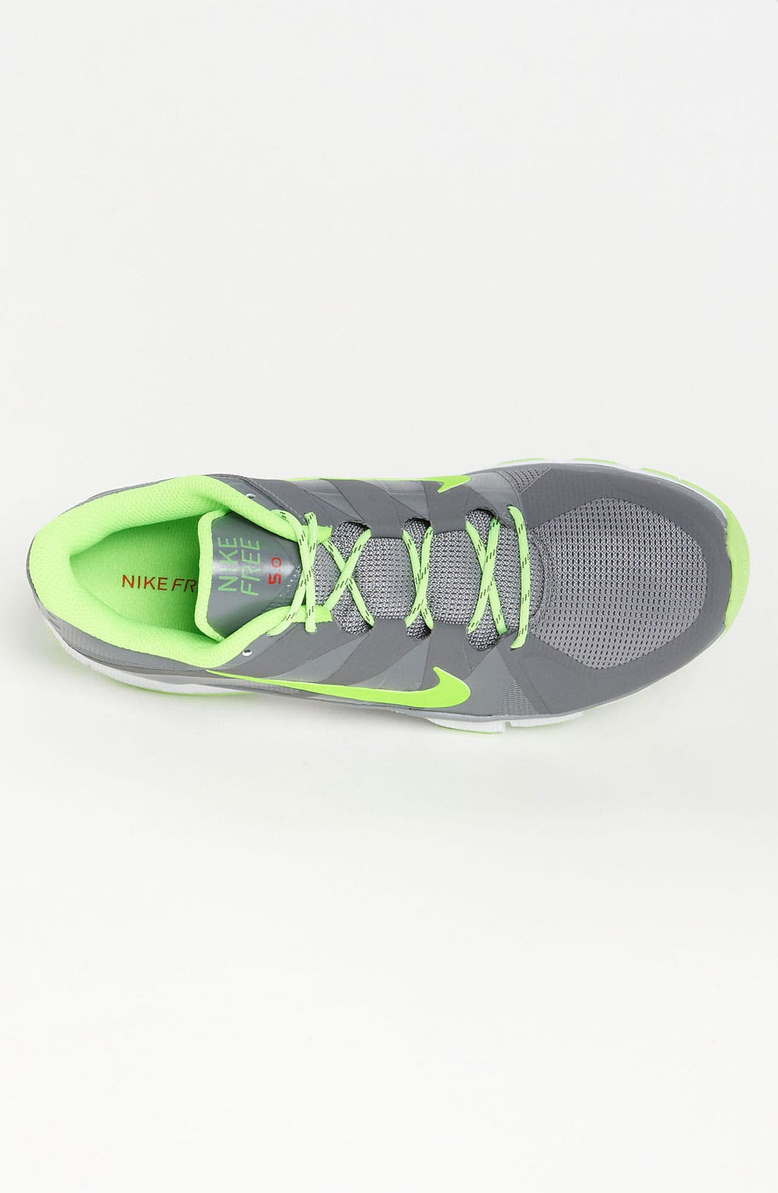 Alternate Image 3  - Nike 'Free Trainer' Training Shoe (Men)