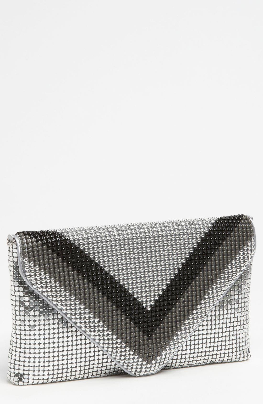 Main Image - Magid Mesh Clutch