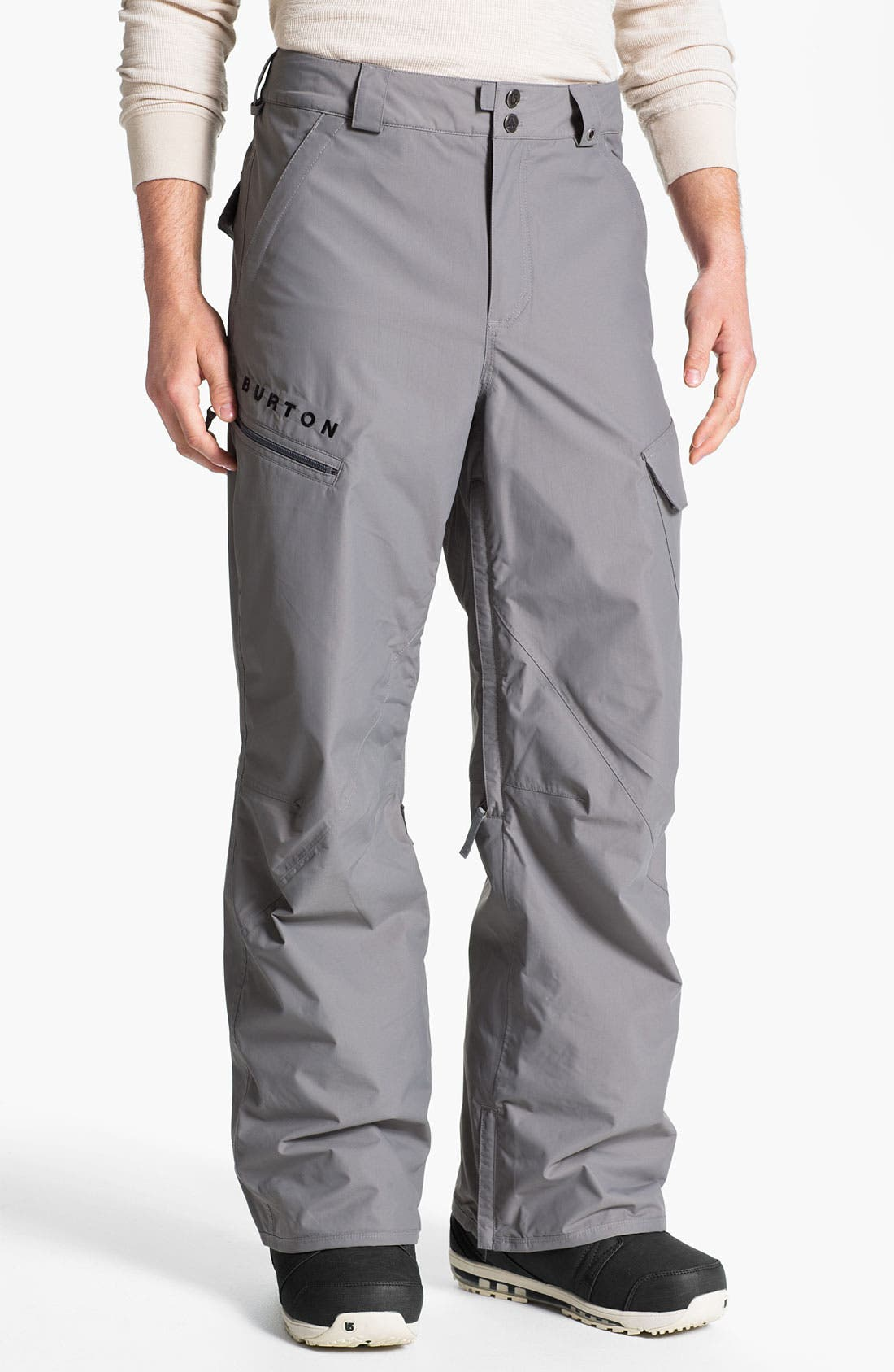 Alternate Image 1 Selected - Burton 'Poacher' Snowboard Pants