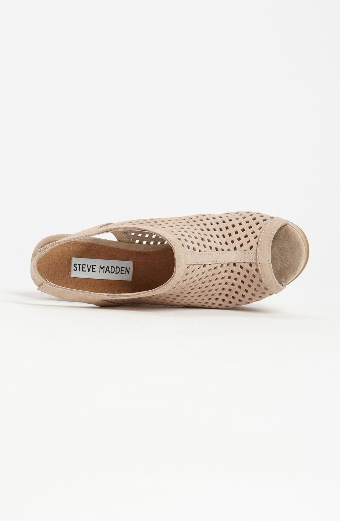 Alternate Image 3  - Steve Madden 'Syrrus' Wedge Sandal