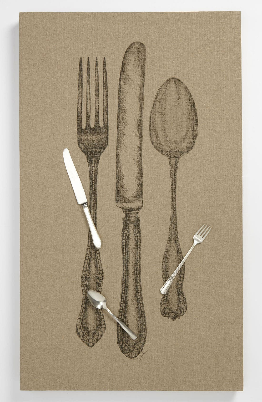 Alternate Image 1 Selected - Kitchen Papers by Cake 'Grand Trio' Magnetic Board
