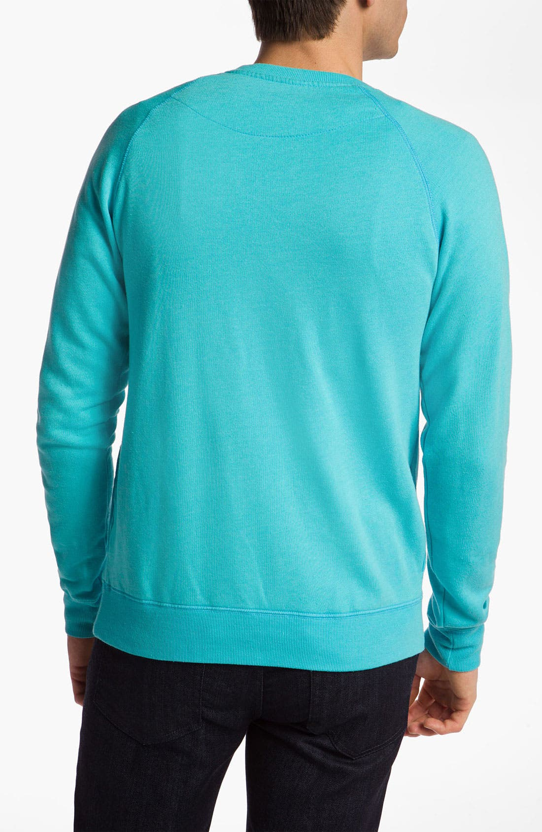 Alternate Image 2  - Topo Ranch 'Swell Rise' Crewneck Sweatshirt