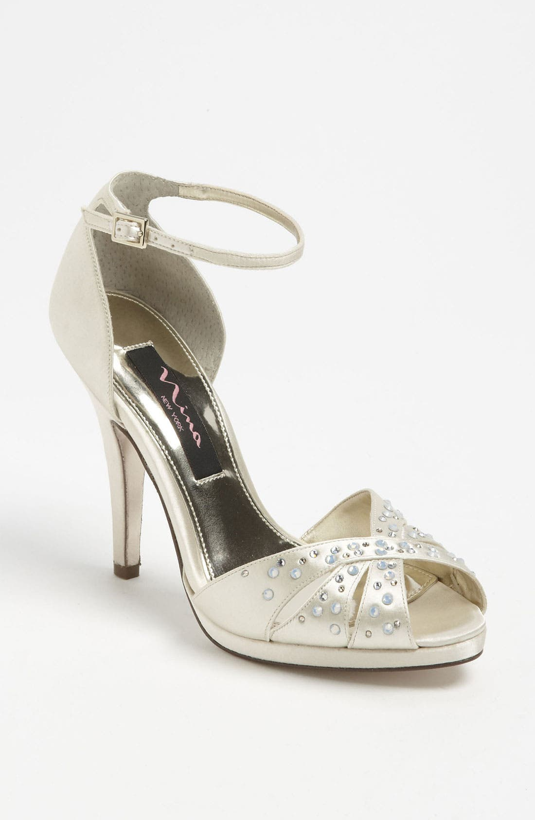 Alternate Image 1 Selected - Nina 'Elizia' Sandal (Online Only)
