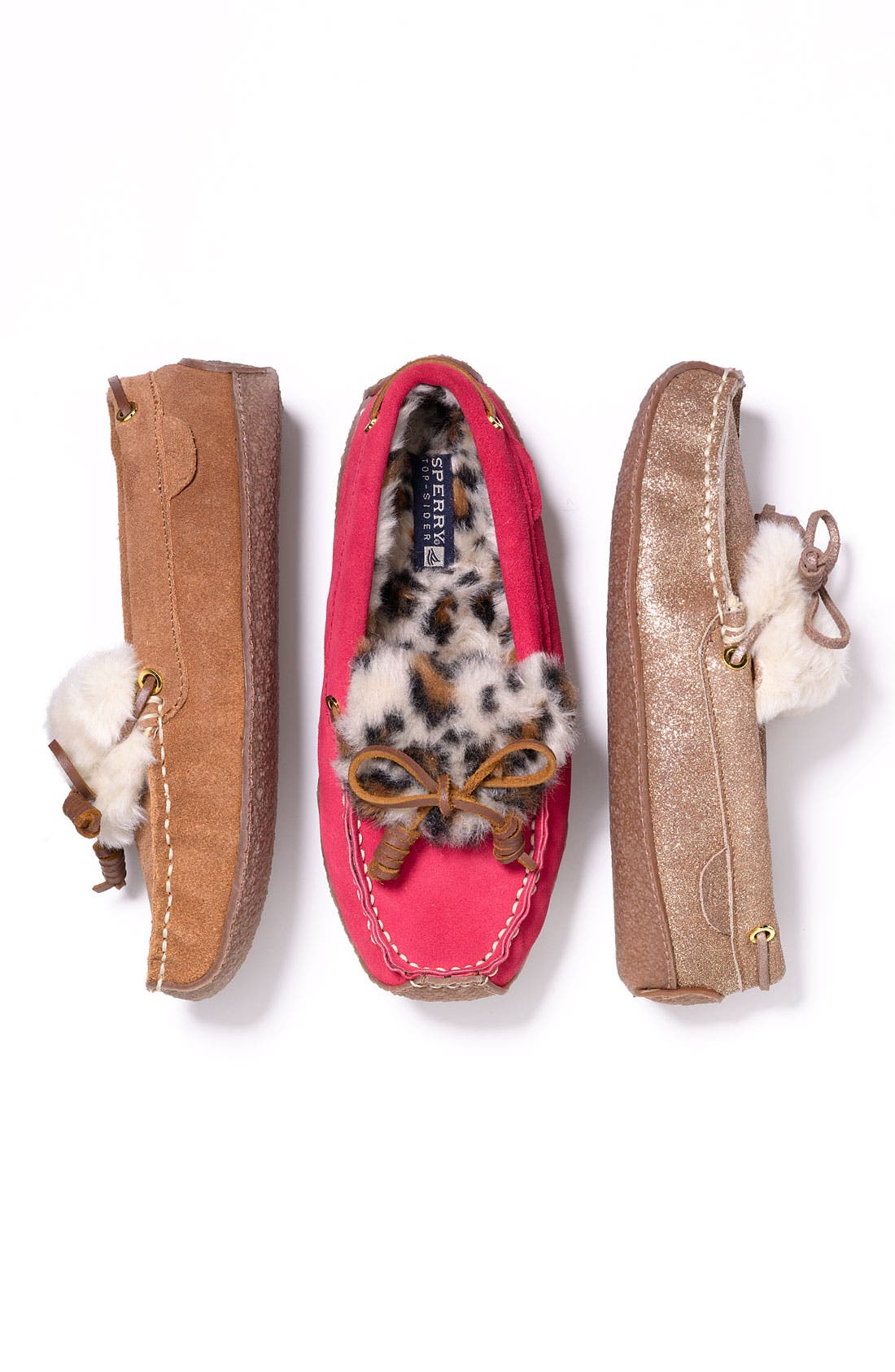 Alternate Image 6  - SPERRY VIOLET MOCCASIN SLIPPER