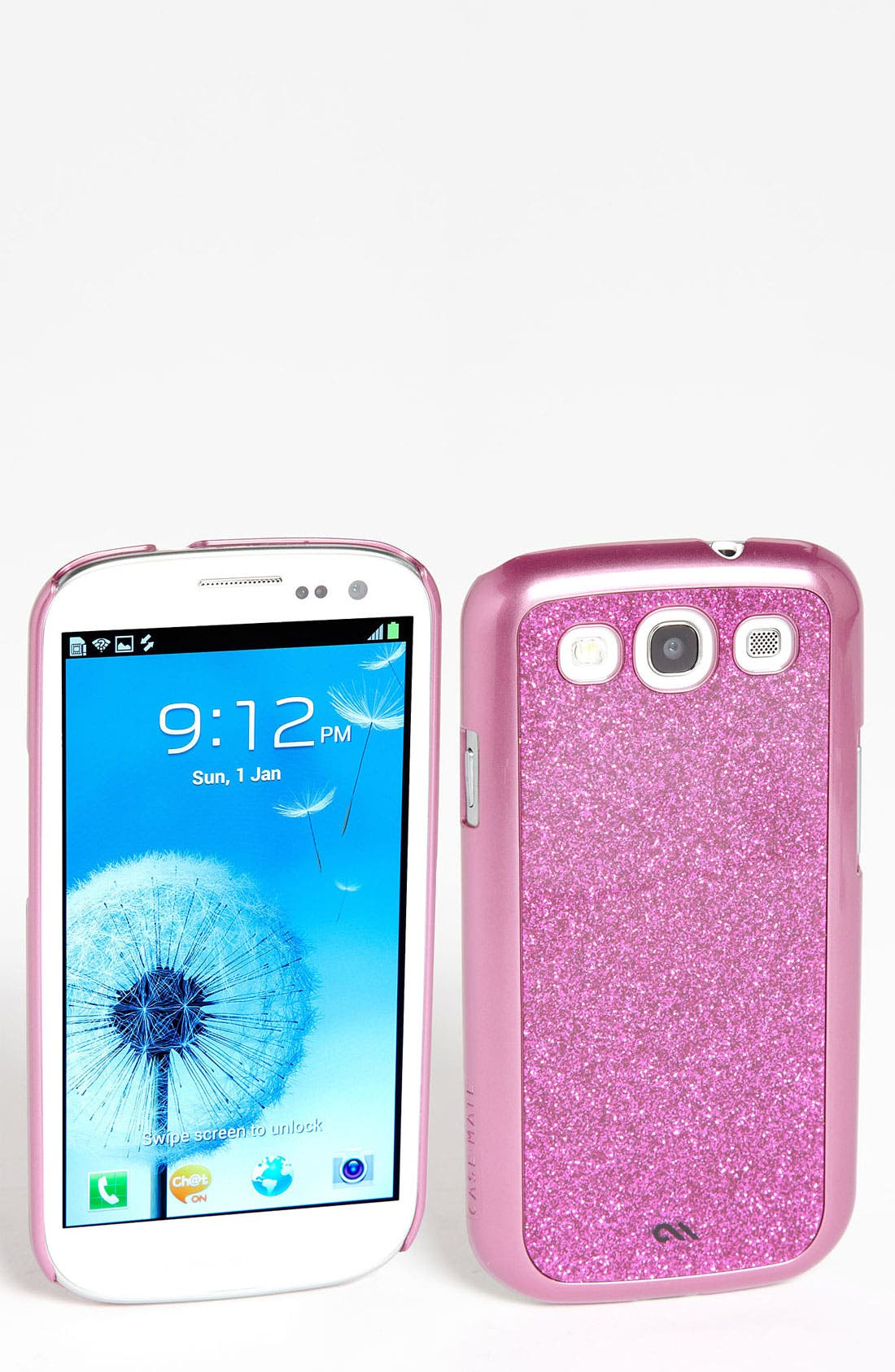 Alternate Image 1 Selected - Case-Mate® 'Barely There Glam' Samsung Galaxy S® III Case