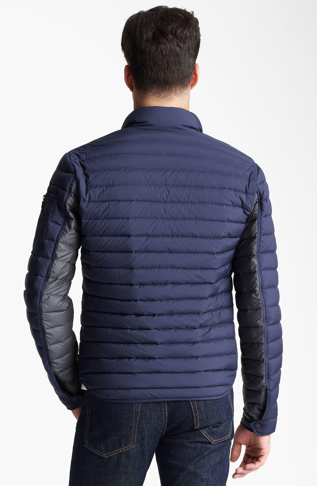 Alternate Image 2  - rag & bone 'Chelsea' Quilted Jacket