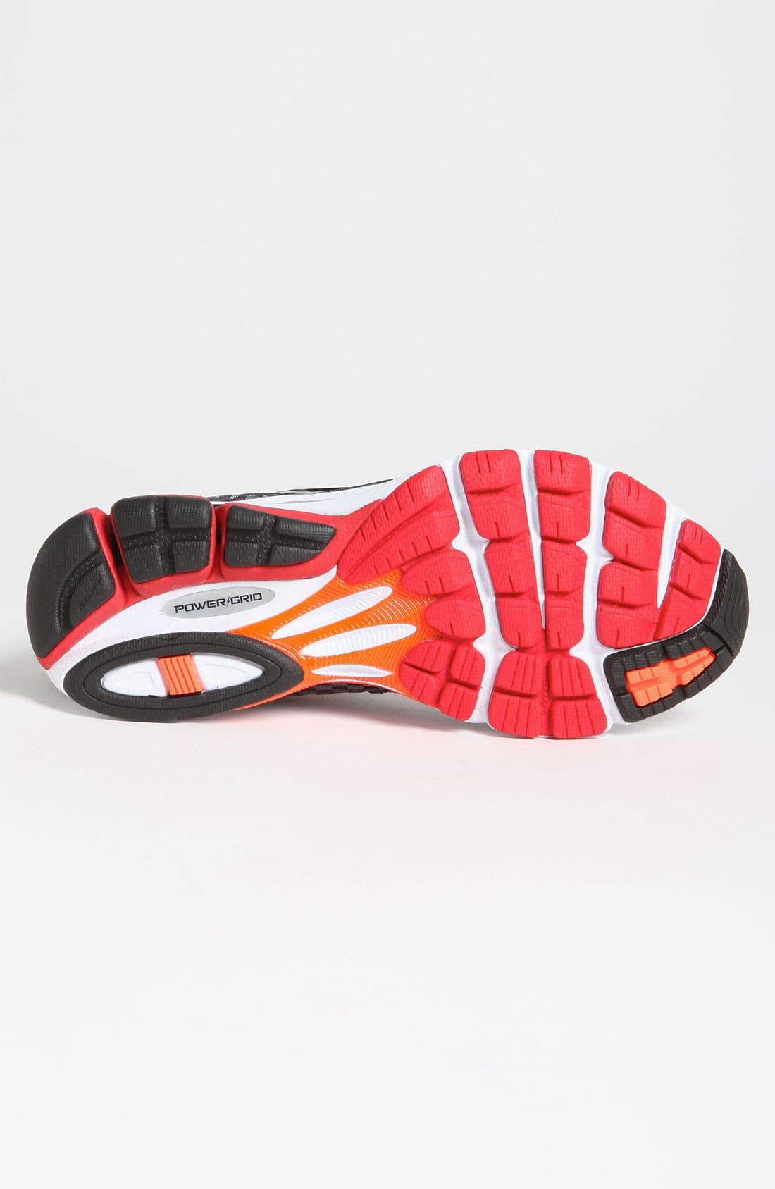 Alternate Image 4  - Saucony 'PowerGrid Triumph 10' Running Shoe (Men)