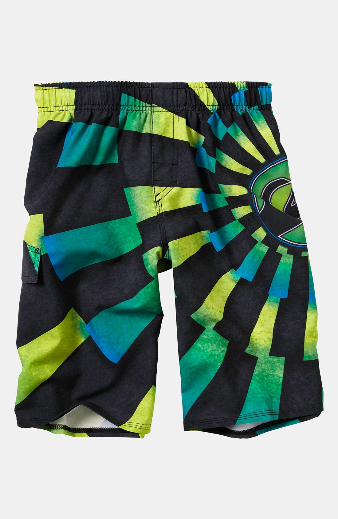 Alternate Image 1 Selected - Quiksilver 'What Not' Volley Swim Shorts (Big Boys)