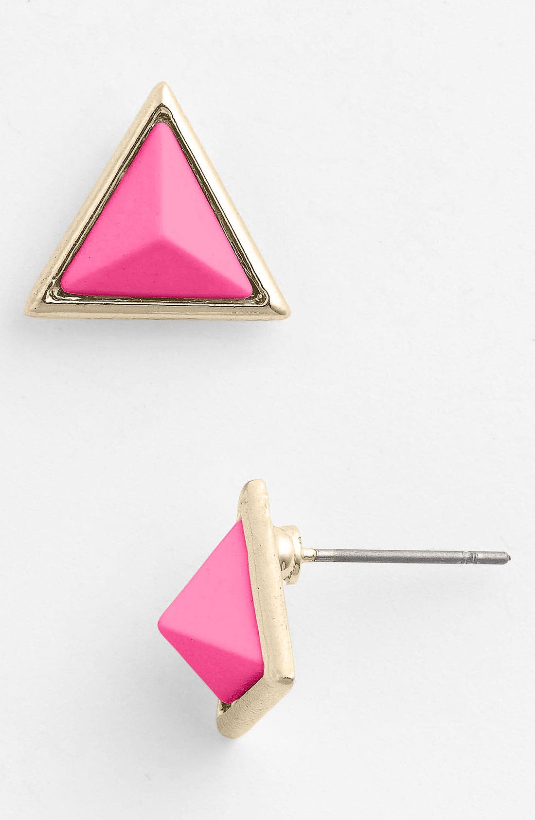 Main Image - Cara Small Stud Earrings