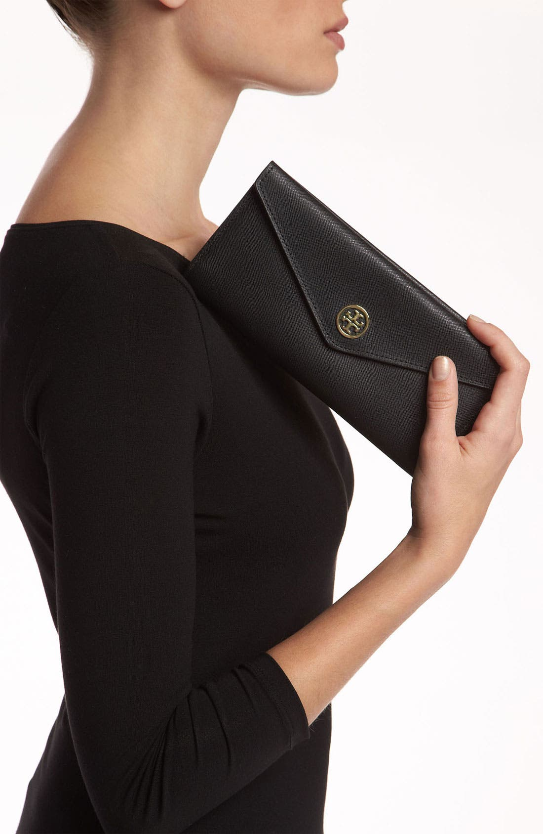 Alternate Image 2  - Tory Burch 'Robinson' Envelope Wallet