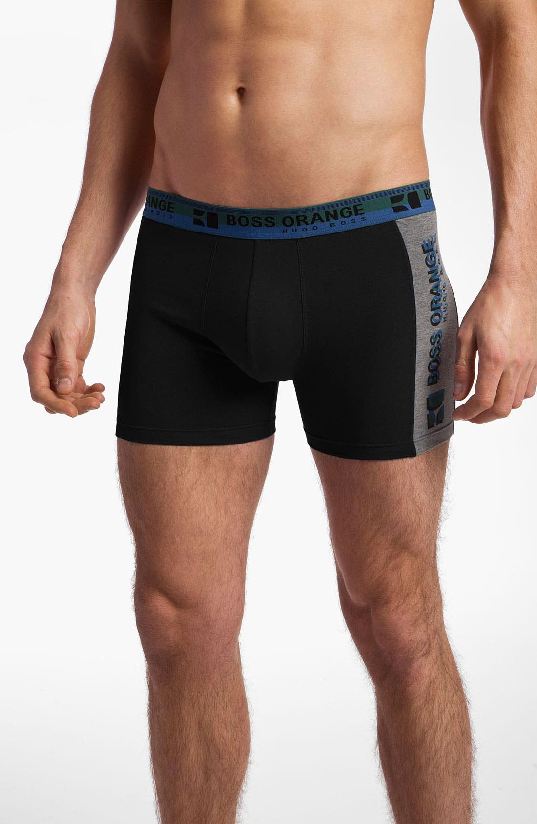 Alternate Image 1 Selected - BOSS Orange 'Innovation 11' Cyclist Boxer Briefs