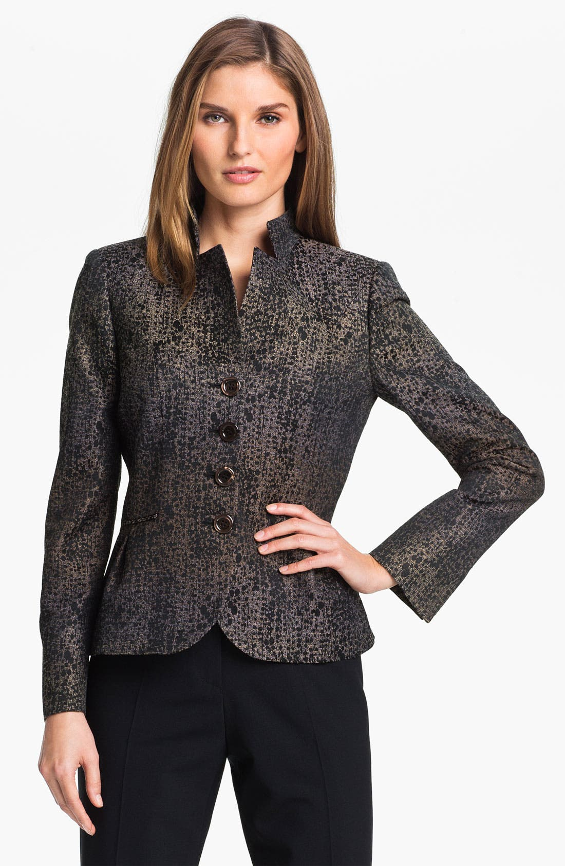 Alternate Image 1 Selected - Santorelli 'Caryn 1' Jacket