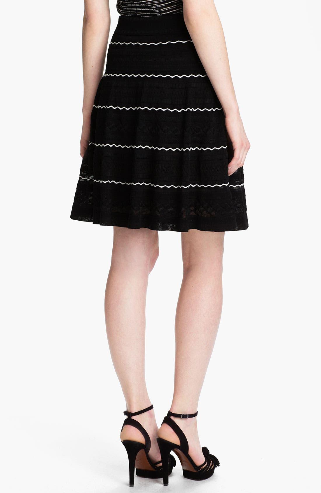 Alternate Image 2  - M Missoni Full Skirt
