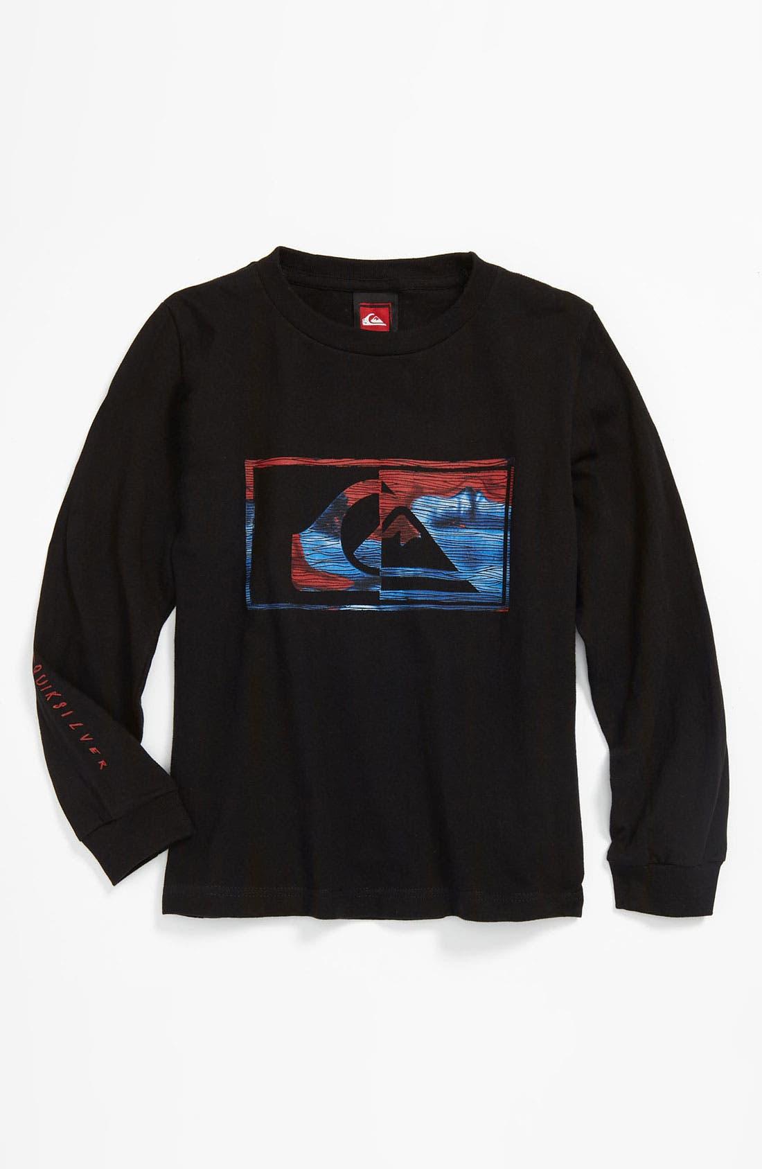 Main Image - Quiksilver 'Speak Easy' T-Shirt (Little Boys)