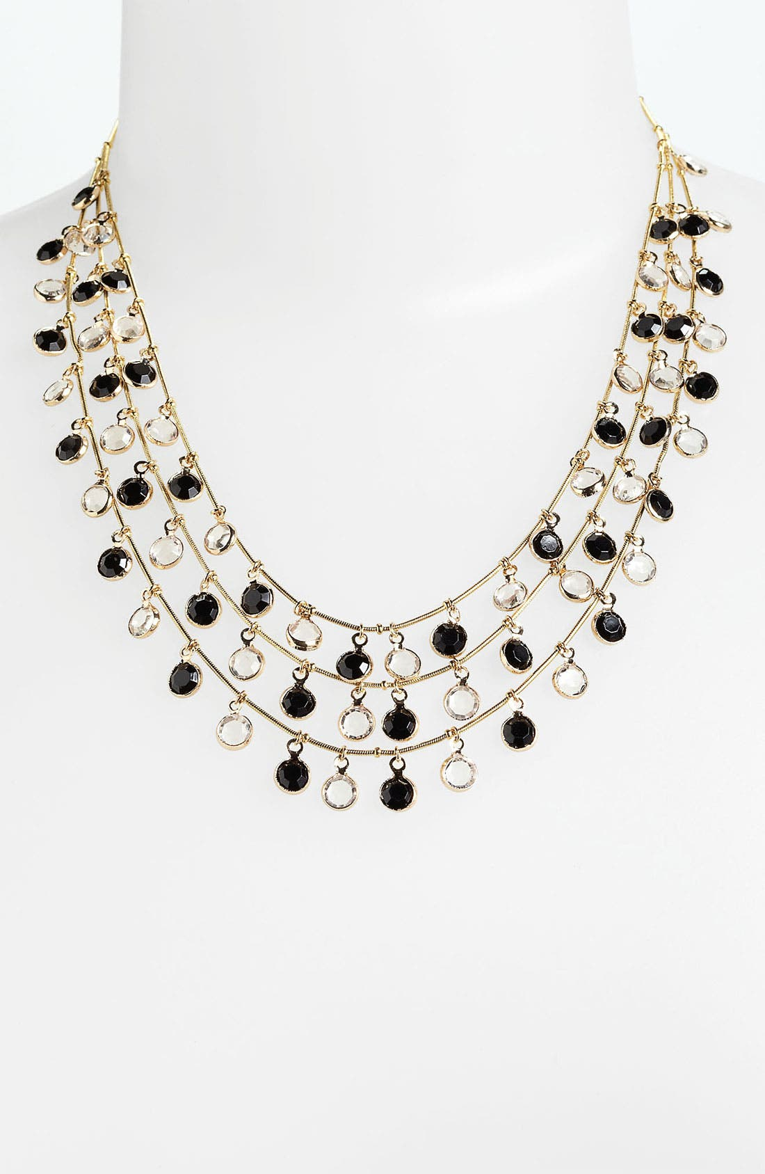 Main Image - Anne Klein Bib Necklace