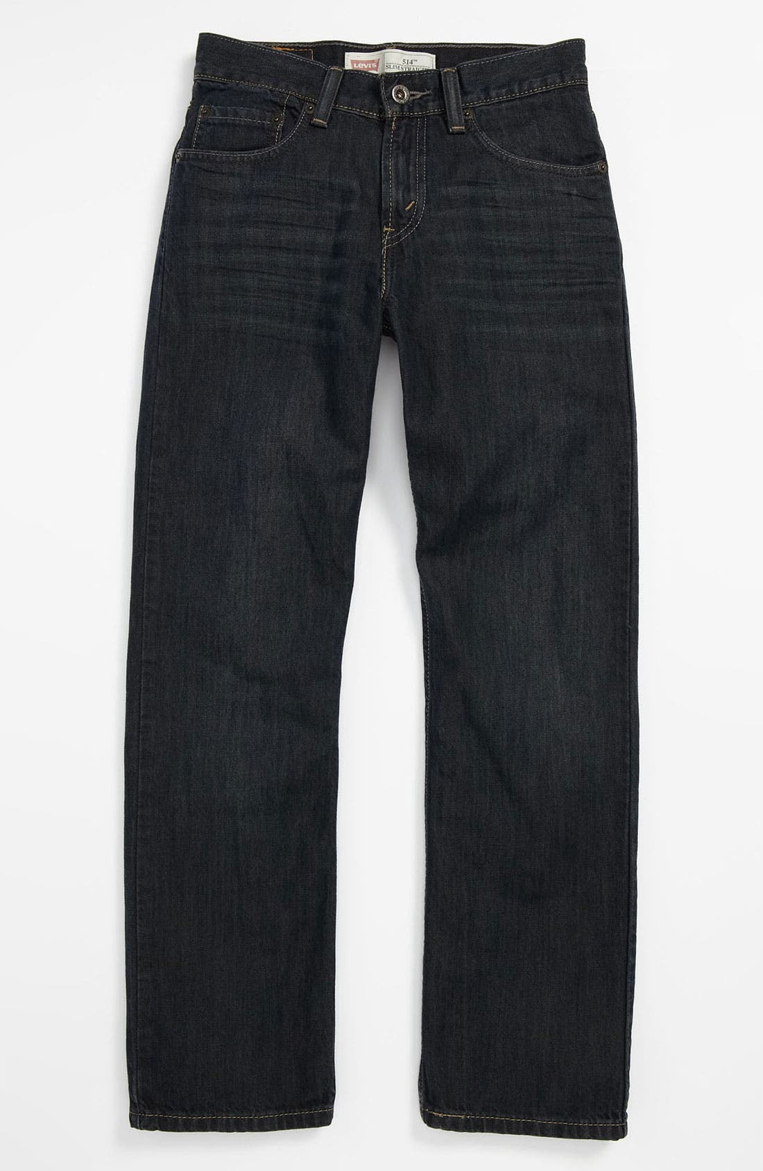 Alternate Image 2  - Levi's® '514™' Jeans (Big Boys)
