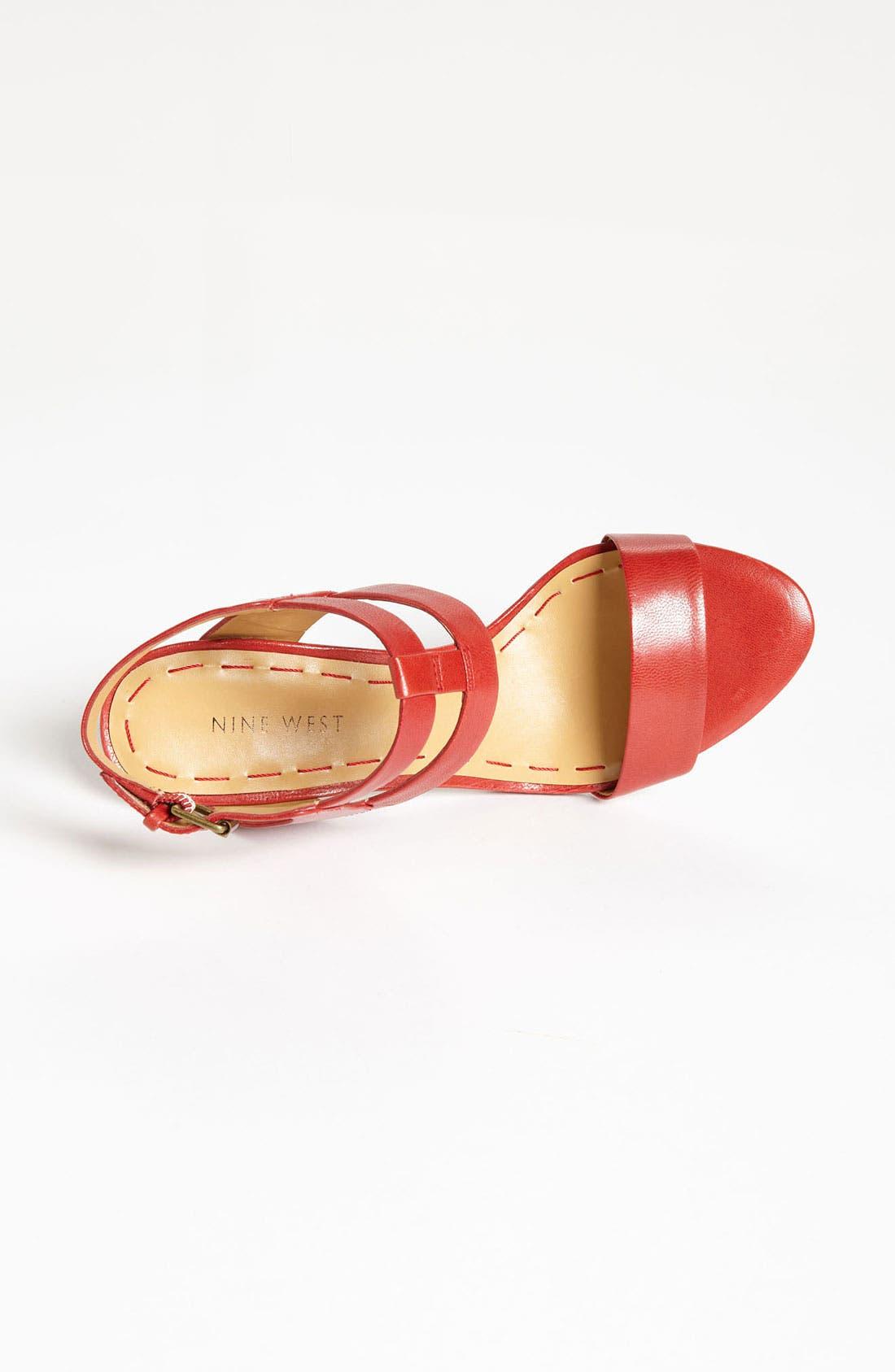 Alternate Image 3  - Nine West 'Catatude' Sandal