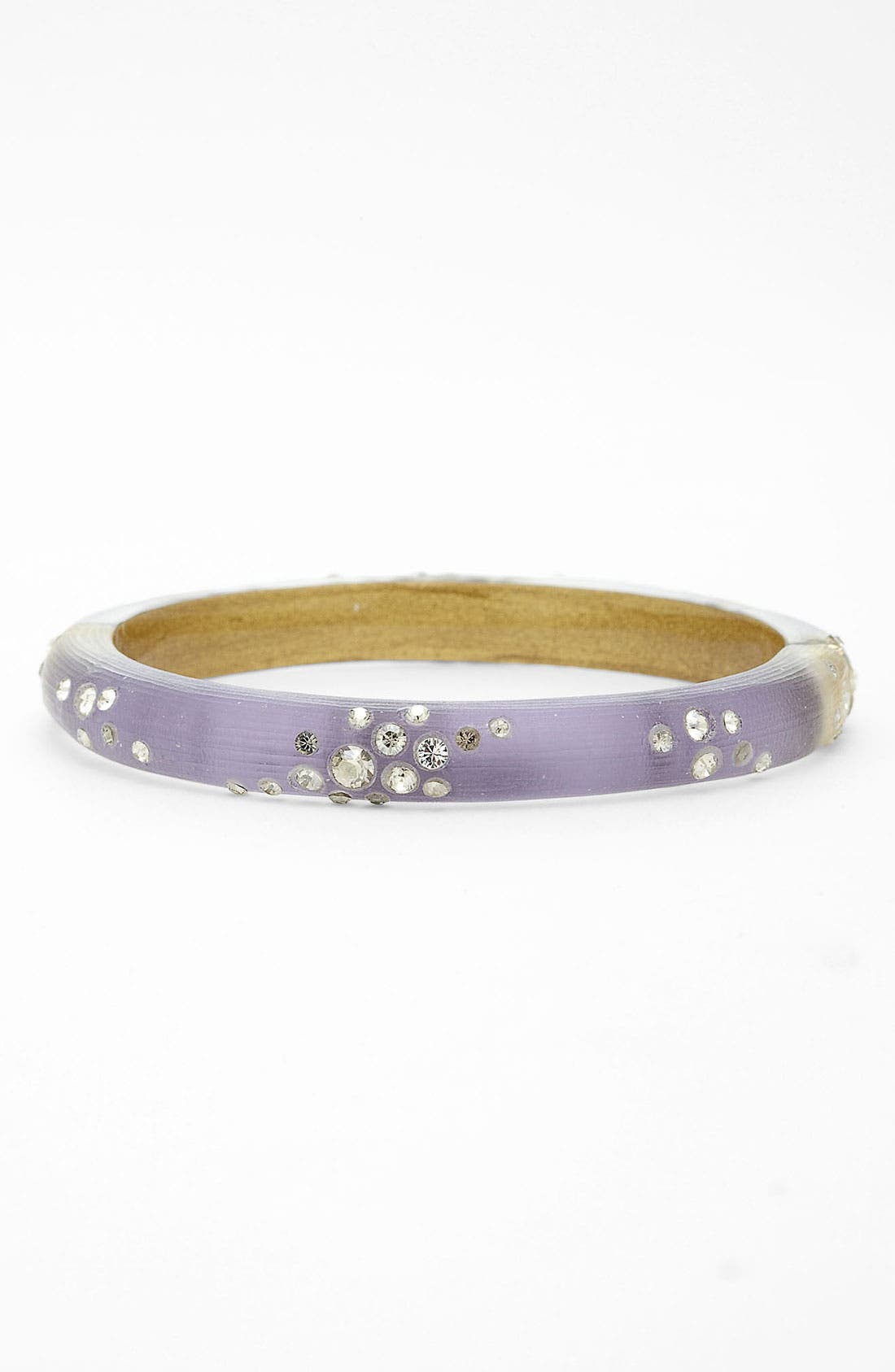 Alternate Image 1 Selected - Alexis Bittar 'Lucite® - Dust' Small Hinged Bracelet (Nordstrom Exclusive)
