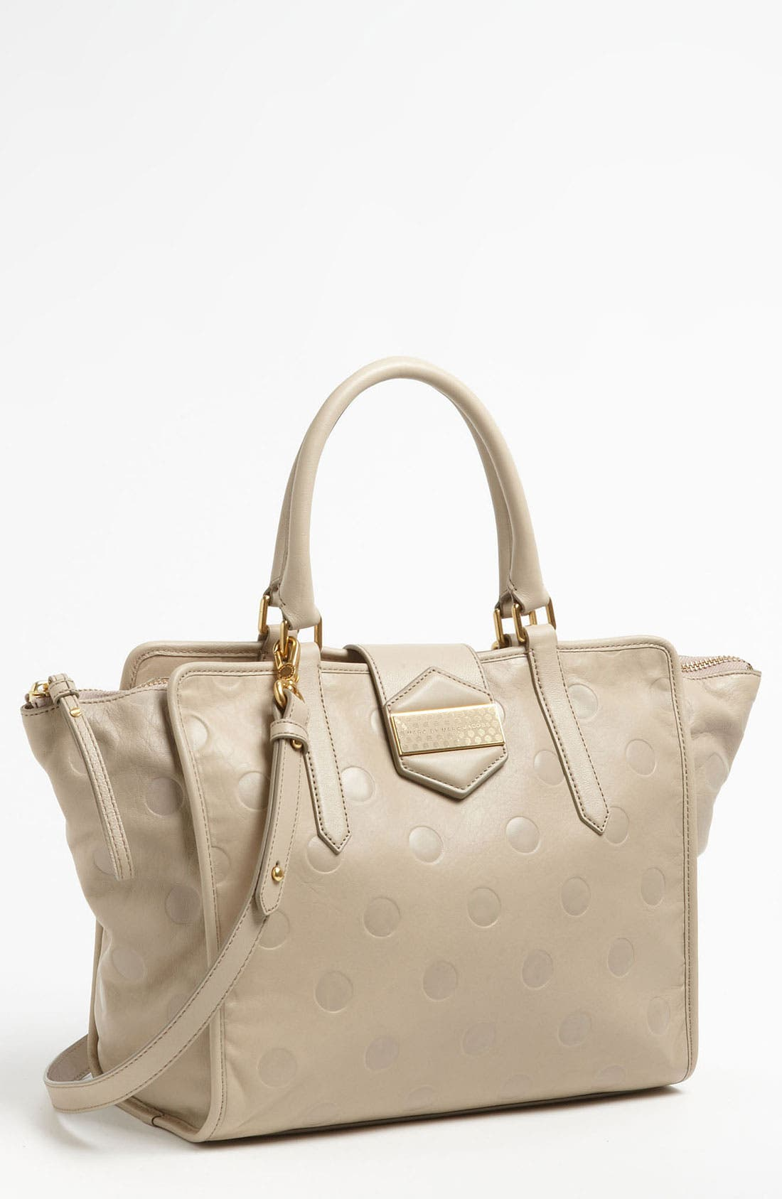 Alternate Image 1 Selected - MARC BY MARC JACOBS 'Flipping Dots' Tote