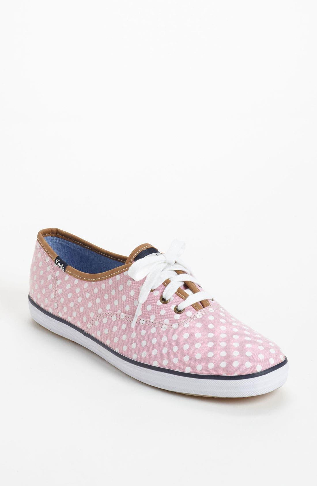 Main Image - Keds® 'Champion - Dot' Sneaker (Women)