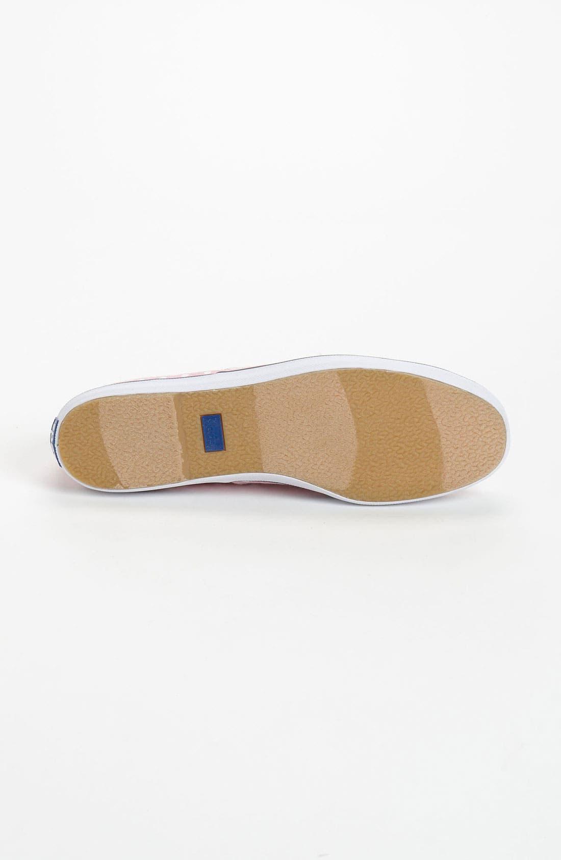 Alternate Image 4  - Keds® 'Champion - Dot' Sneaker (Women)
