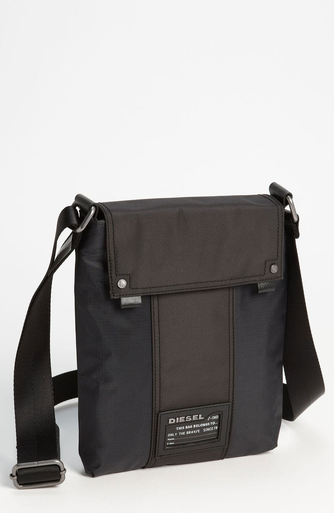 Main Image - DIESEL® 'Processor Trakpad' Crossbody Tablet Case