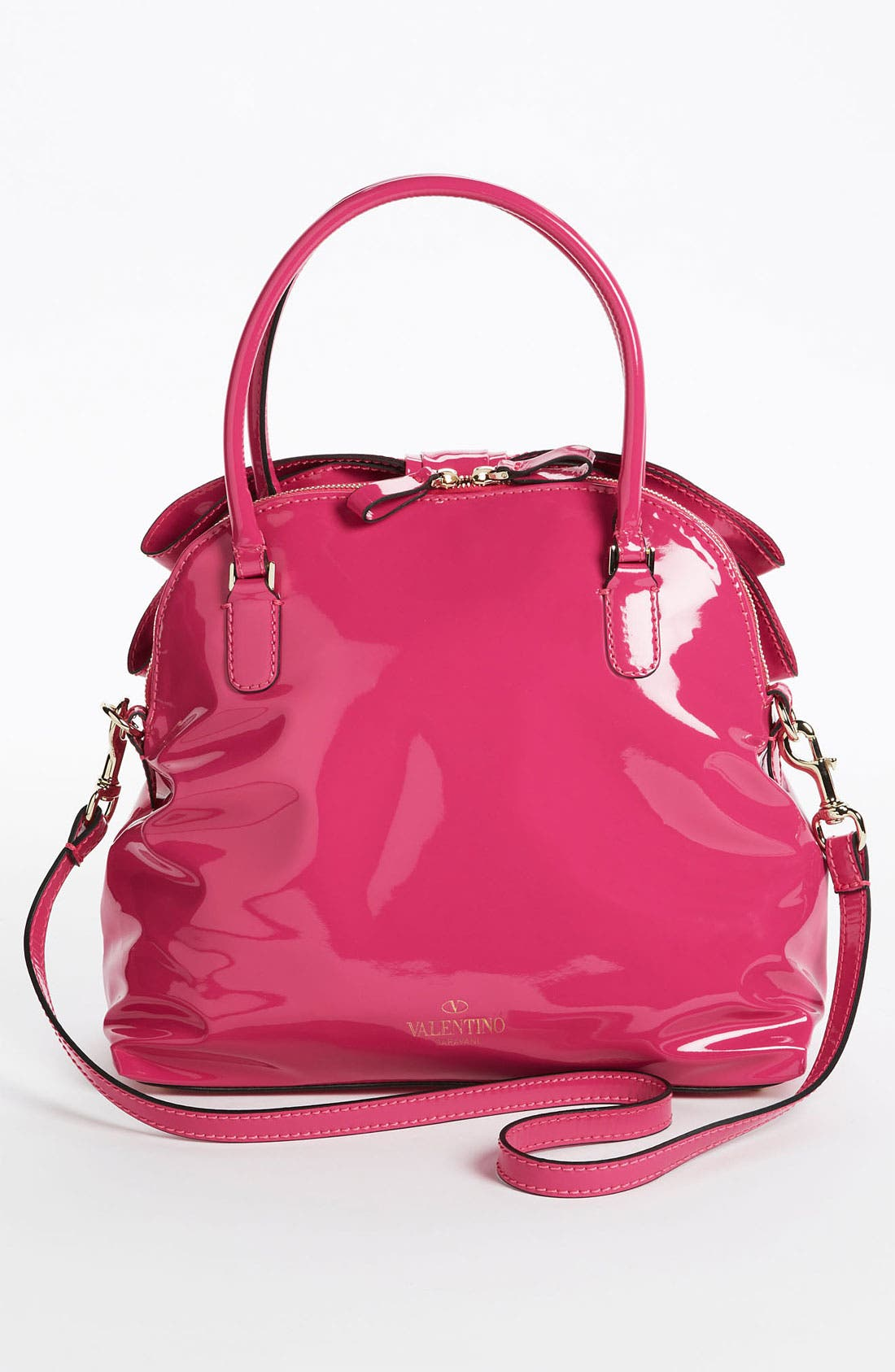 Alternate Image 4  - Valentino 'Lacca Bow' Dome Satchel