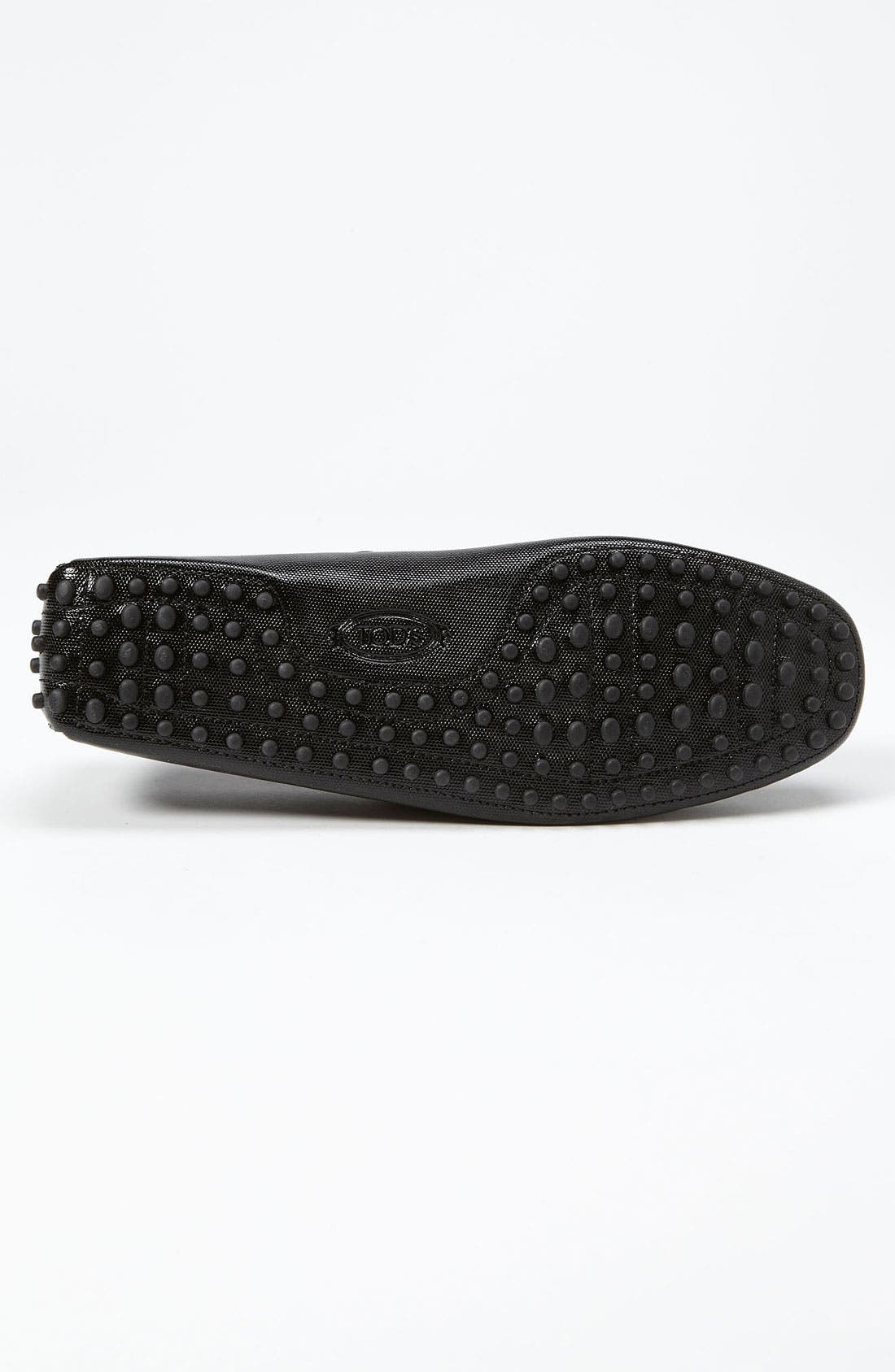 Alternate Image 4  - Tod's Textured Driving Shoe
