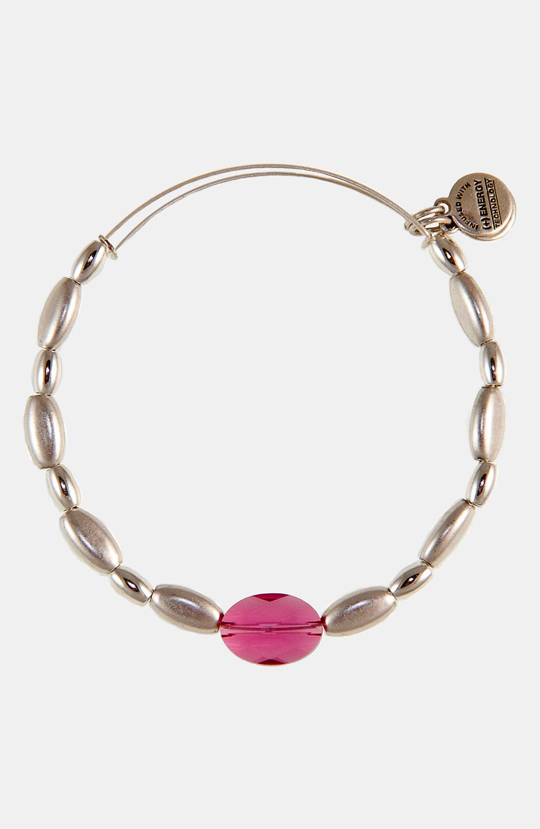 Main Image - Alex and Ani 'Ahead of the Curve' Expandable Wire Bangle
