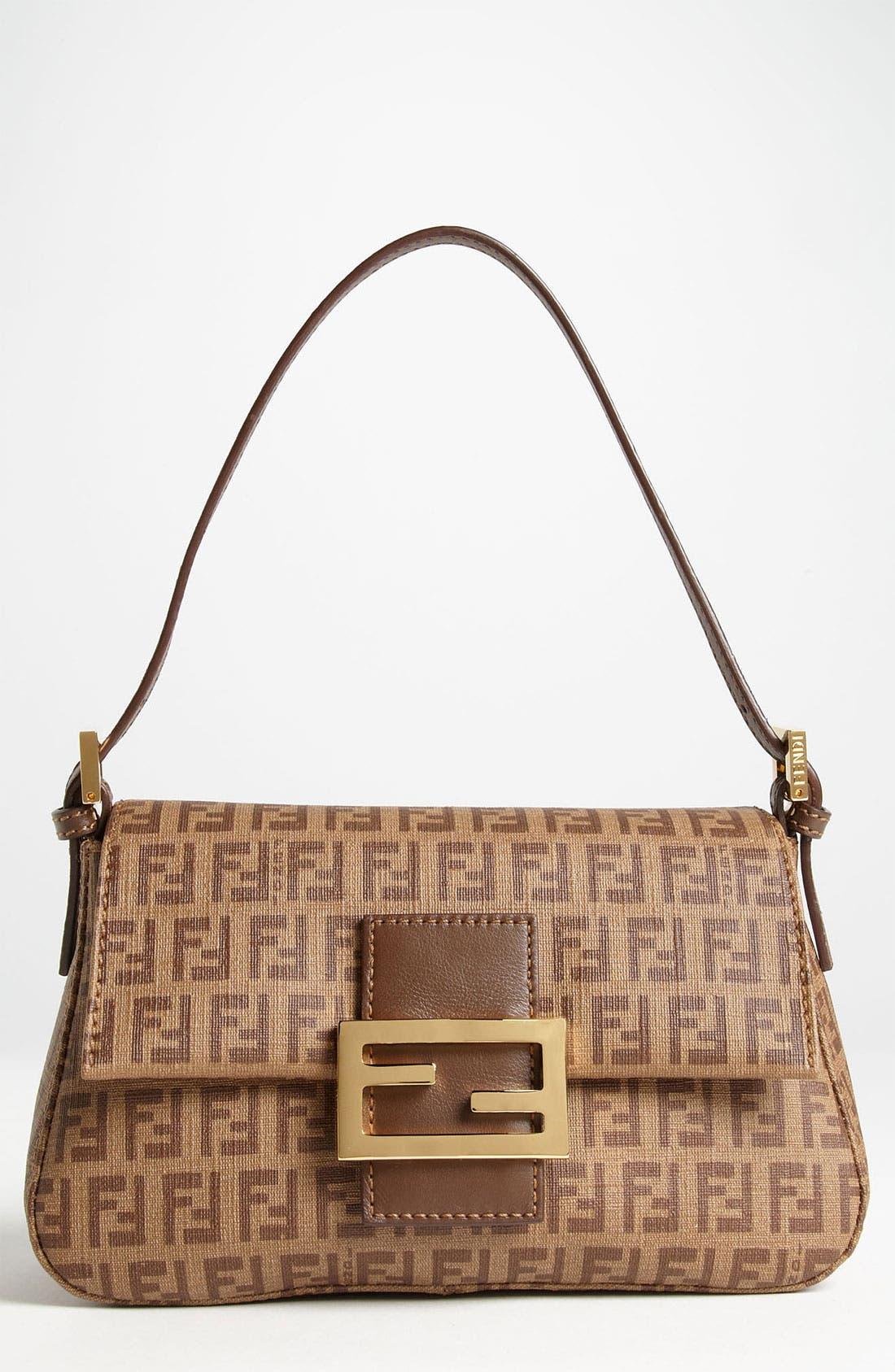 Main Image - Fendi 'Forever Mamma - Mini' Shoulder Bag