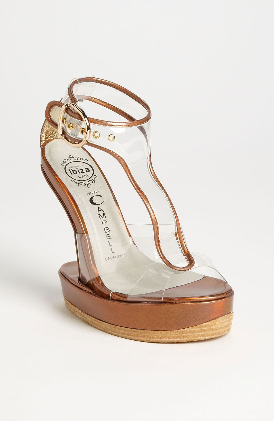 Main Image - Jeffrey Campbell 'Incline' Sandal