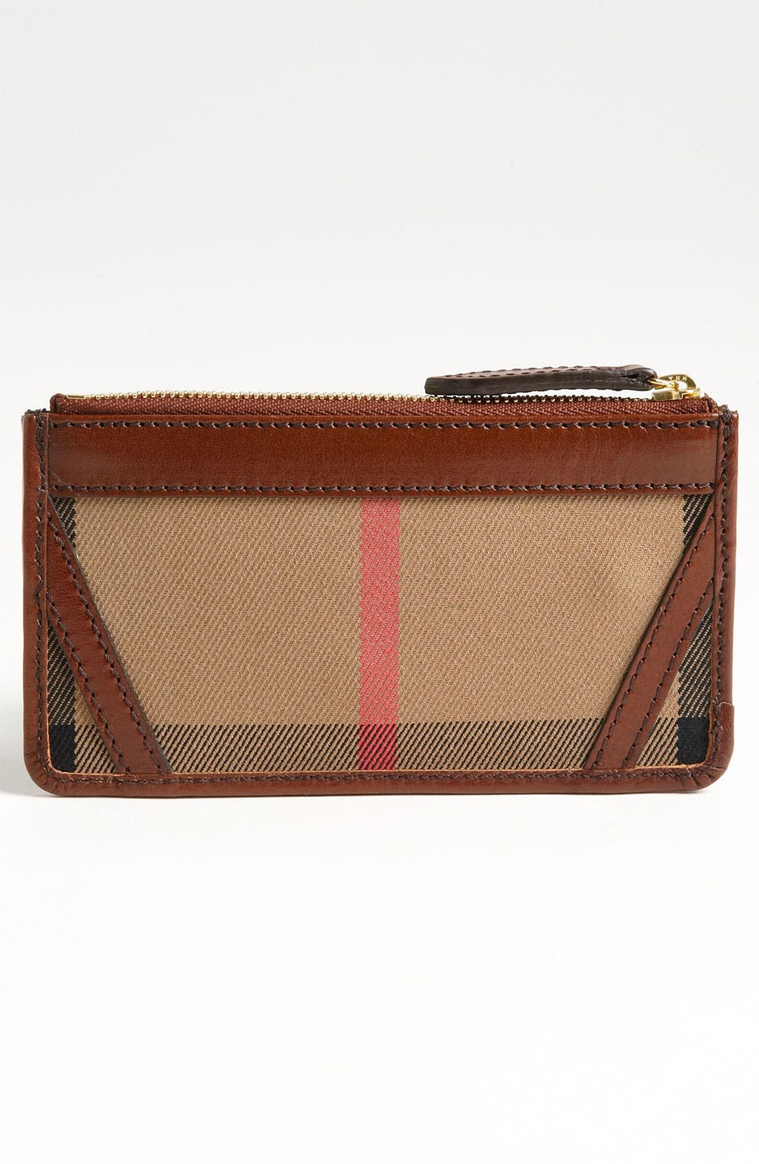 Alternate Image 4  - Burberry 'House Check' Wallet