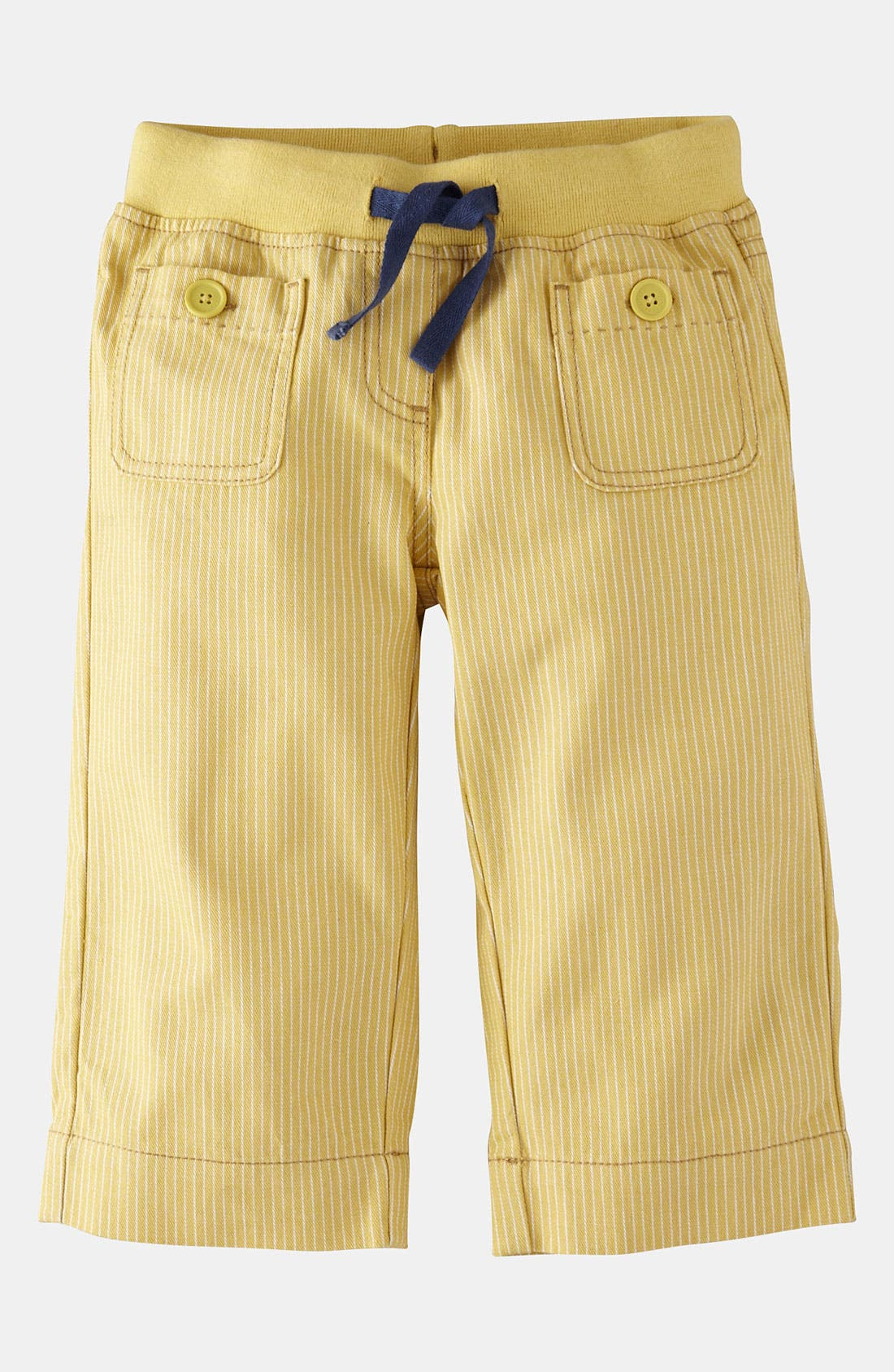 Alternate Image 1 Selected - Mini Boden 'Sailor' Capri Pants (Little Girls & Big Girls)