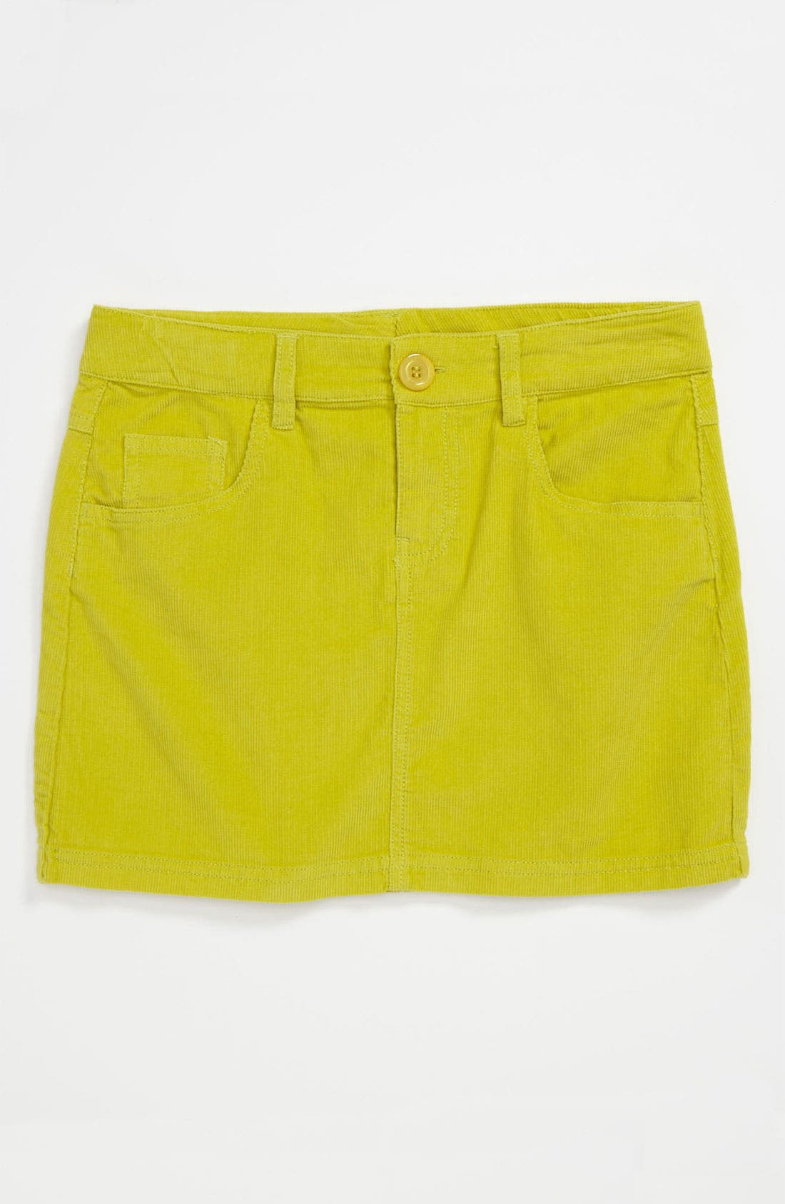 Alternate Image 1 Selected - United Colors of Benetton Kids Corduroy Skirt (Little Girls & Big Girls)