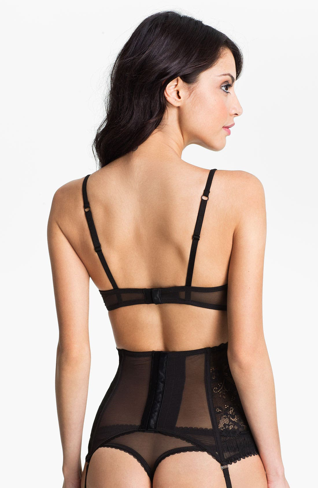 Alternate Image 2  - La Perla 'Looking for Love' High Waist Garter Belt