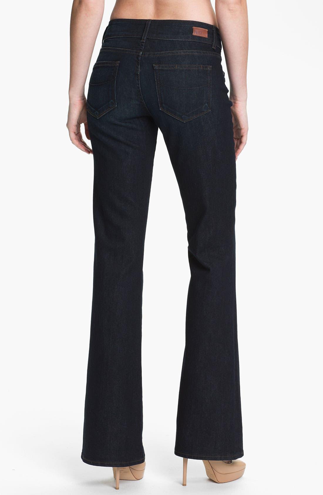 Alternate Image 2  - Paige Denim 'Hidden Hills' Bootcut Jeans (Nocturnal)