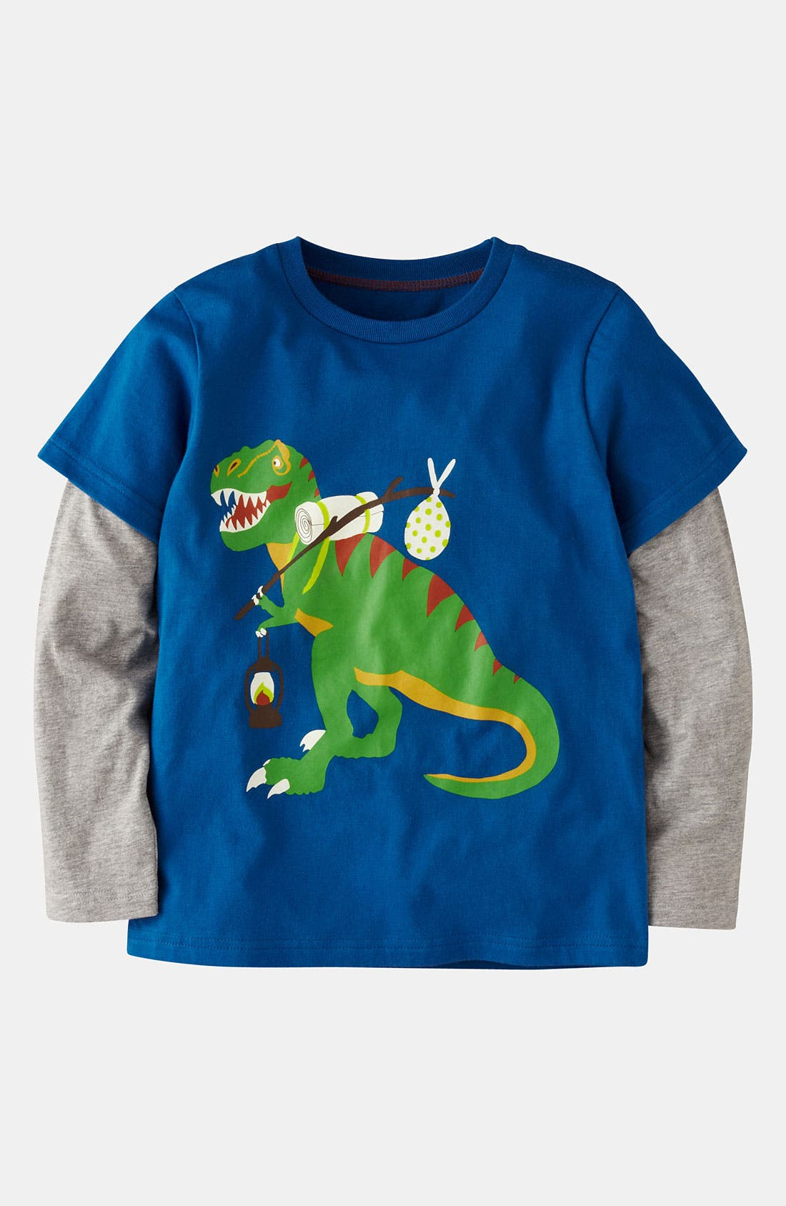 Alternate Image 1 Selected - Mini Boden 'Animal Adventure' T-Shirt (Little Boys & Big Boys)