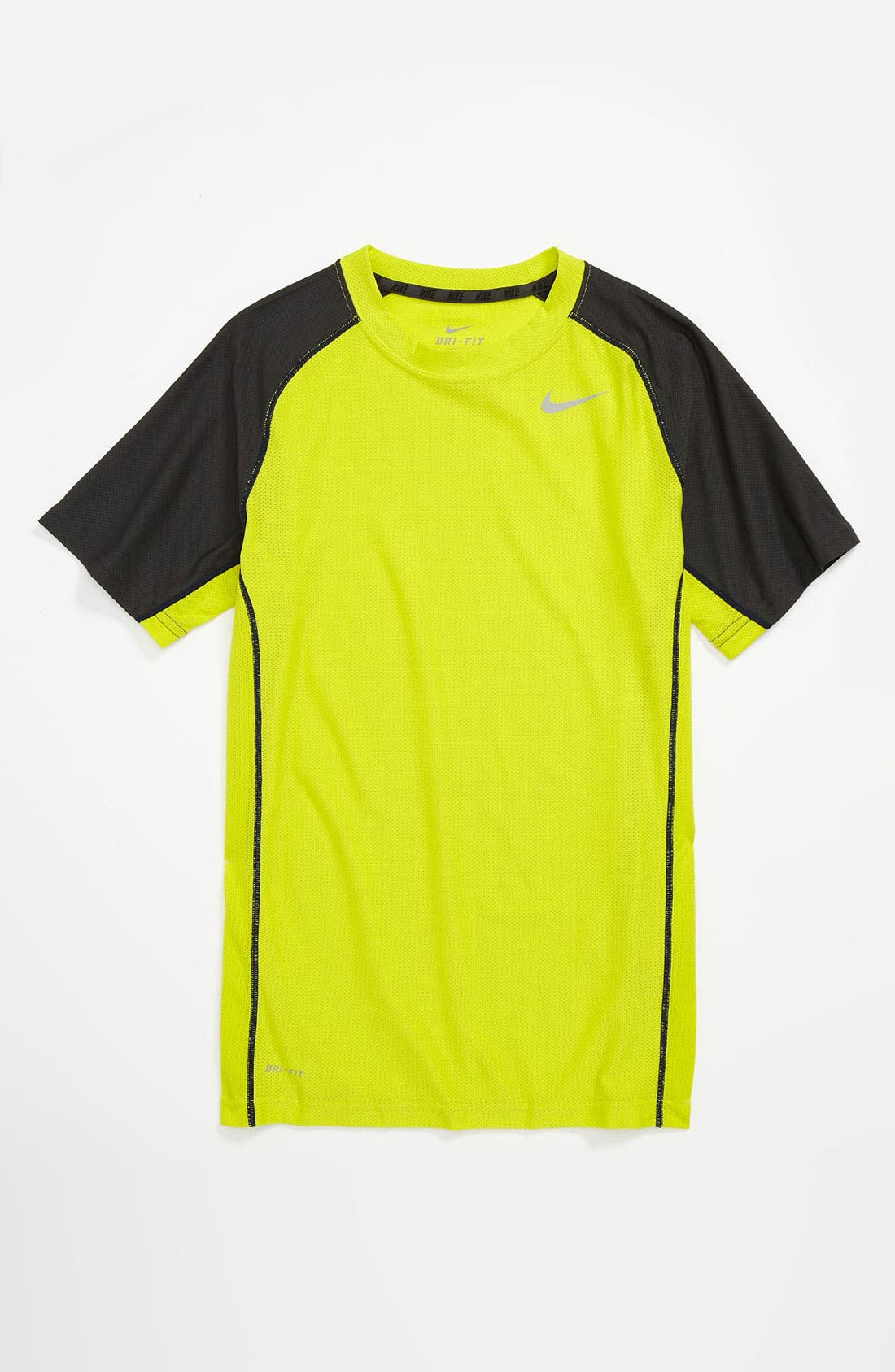 Alternate Image 1 Selected - Nike 'Speed Fly' T-Shirt (Big Boys)