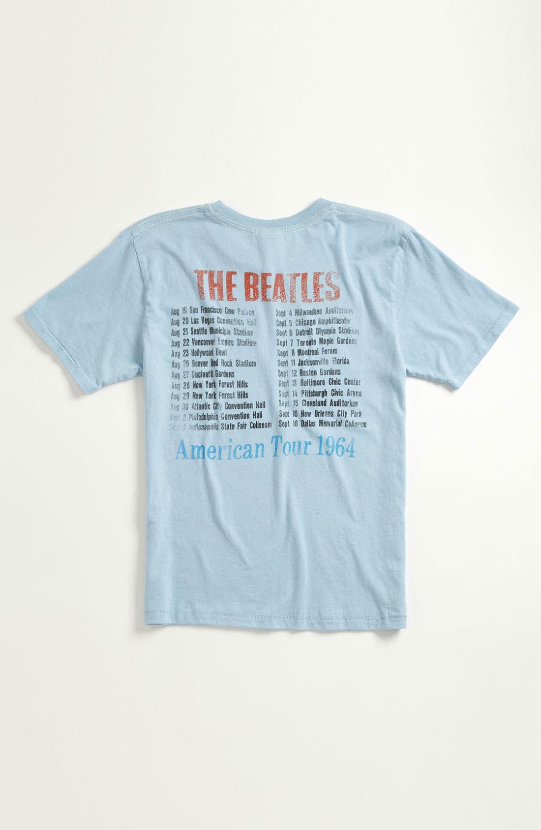 Alternate Image 2  - Junk Food 'Beatles' T-Shirt (Little Boys & Big Boys)