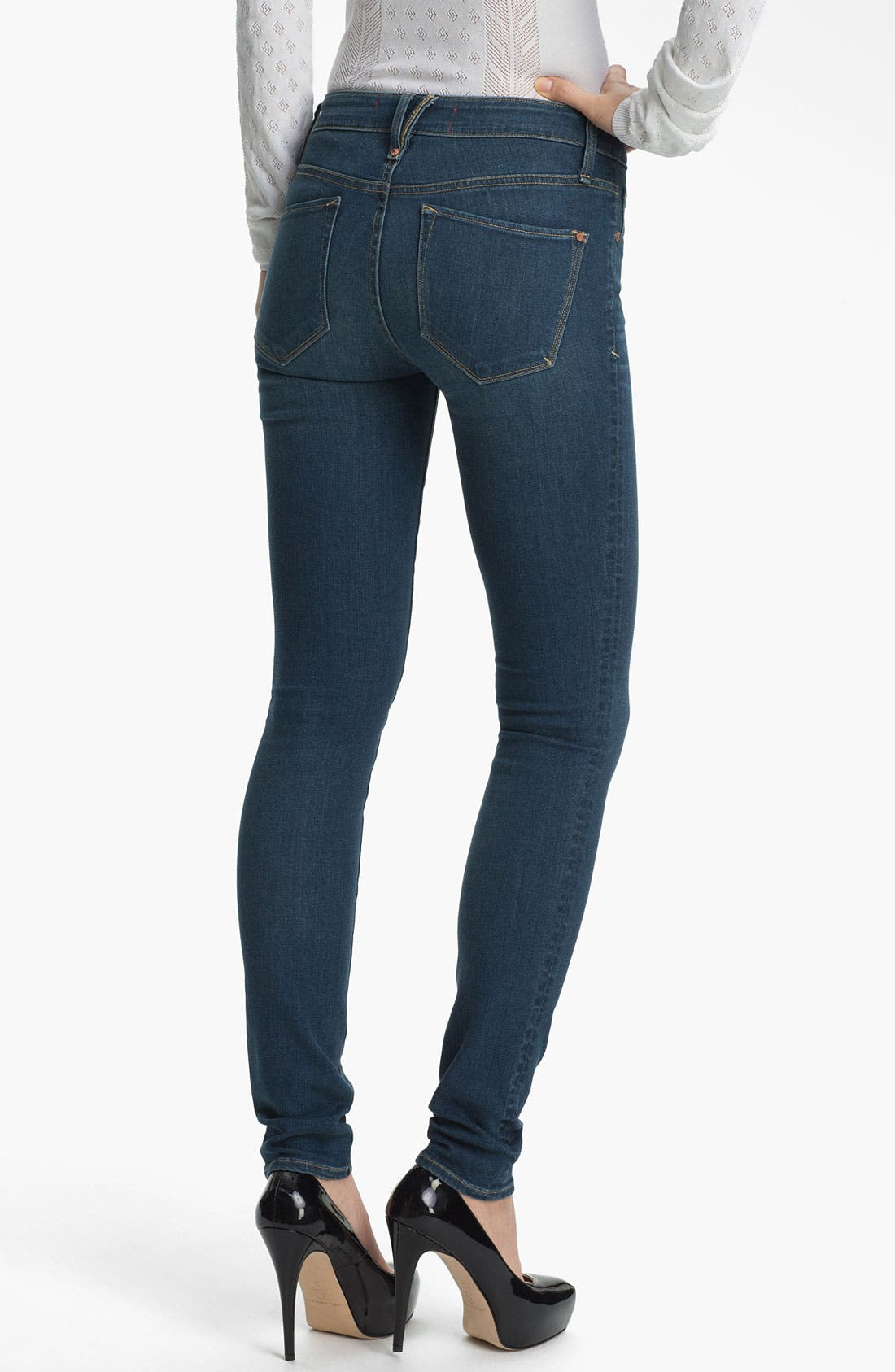 Alternate Image 2  - MARC BY MARC JACOBS 'Gaia' Super Skinny Stretch Jeans (Sammy)