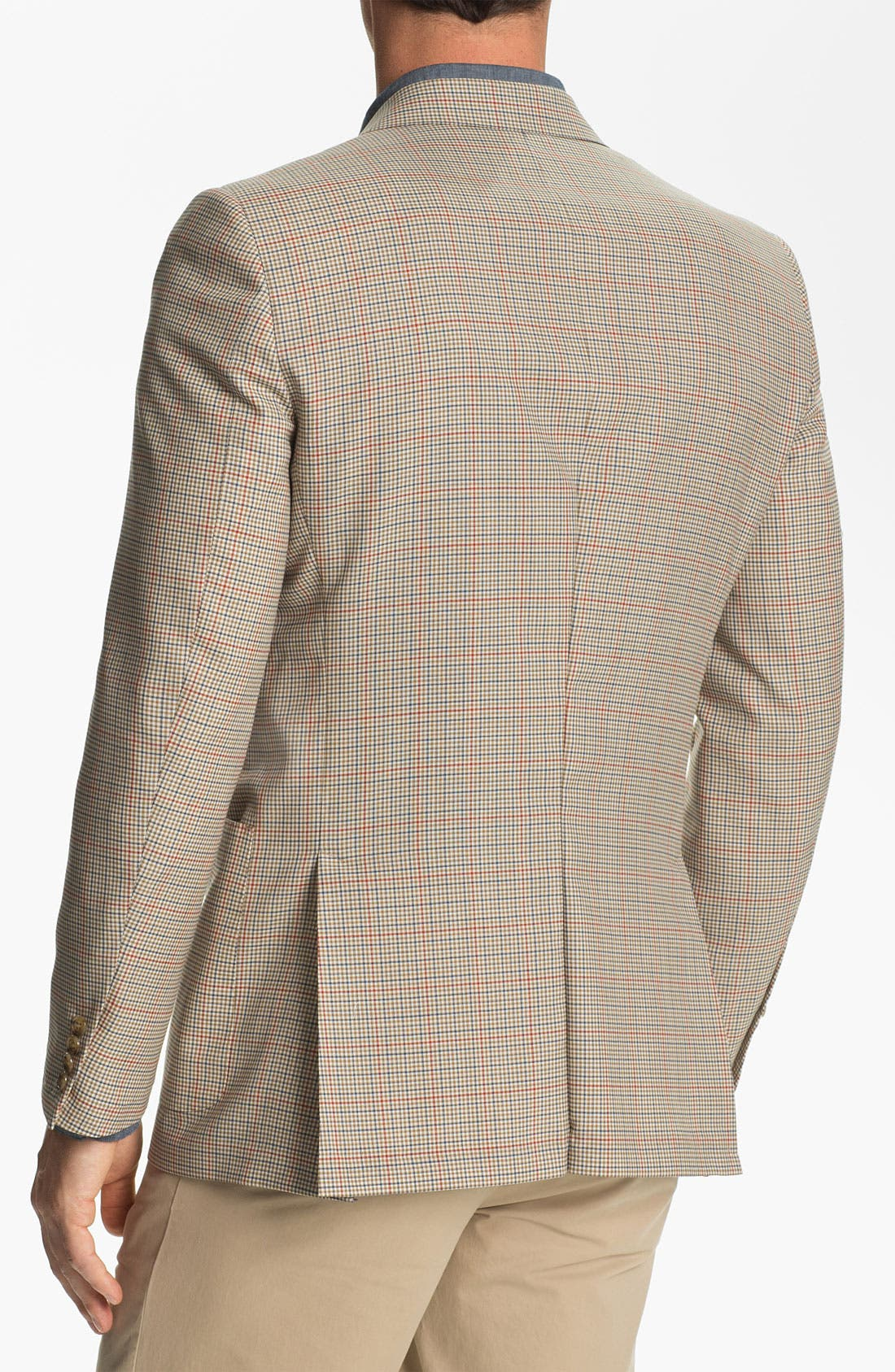 Alternate Image 2  - Hart Schaffner Marx Check Sportcoat