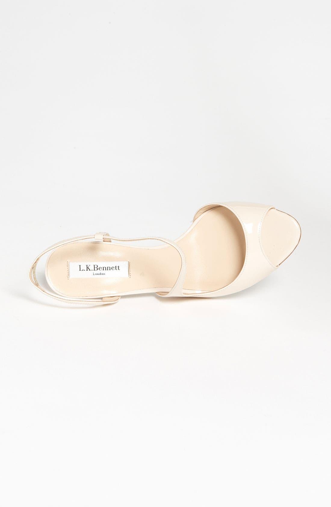 Alternate Image 3  - L.K. Bennett 'Palmita' Sandal