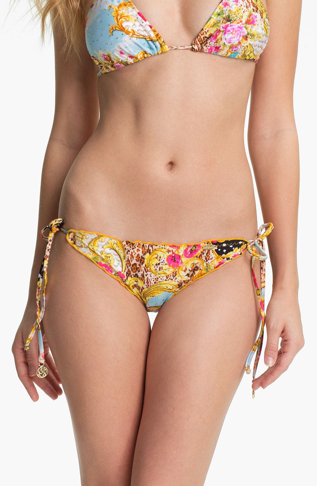 Alternate Image 1 Selected - Luli Fama 'Sexy 60' Embellished Bikini Bottoms