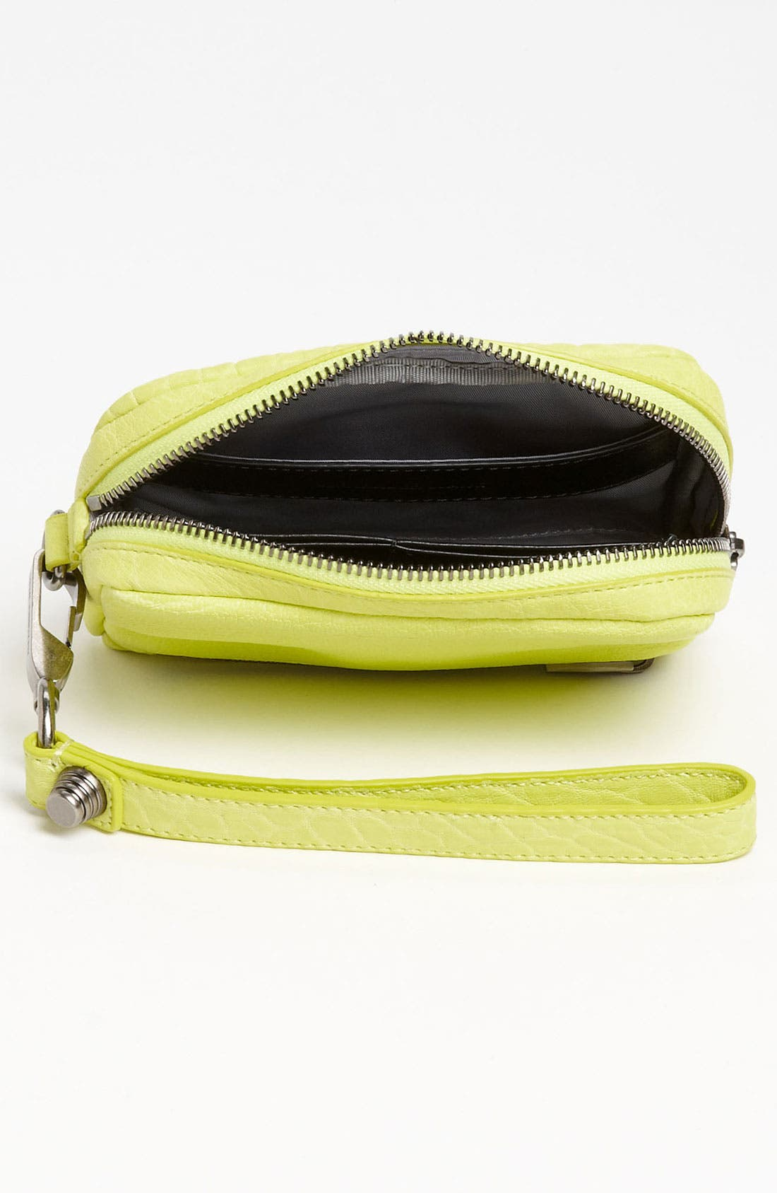 Alternate Image 3  - Alexander Wang 'Fumo' Leather Wristlet
