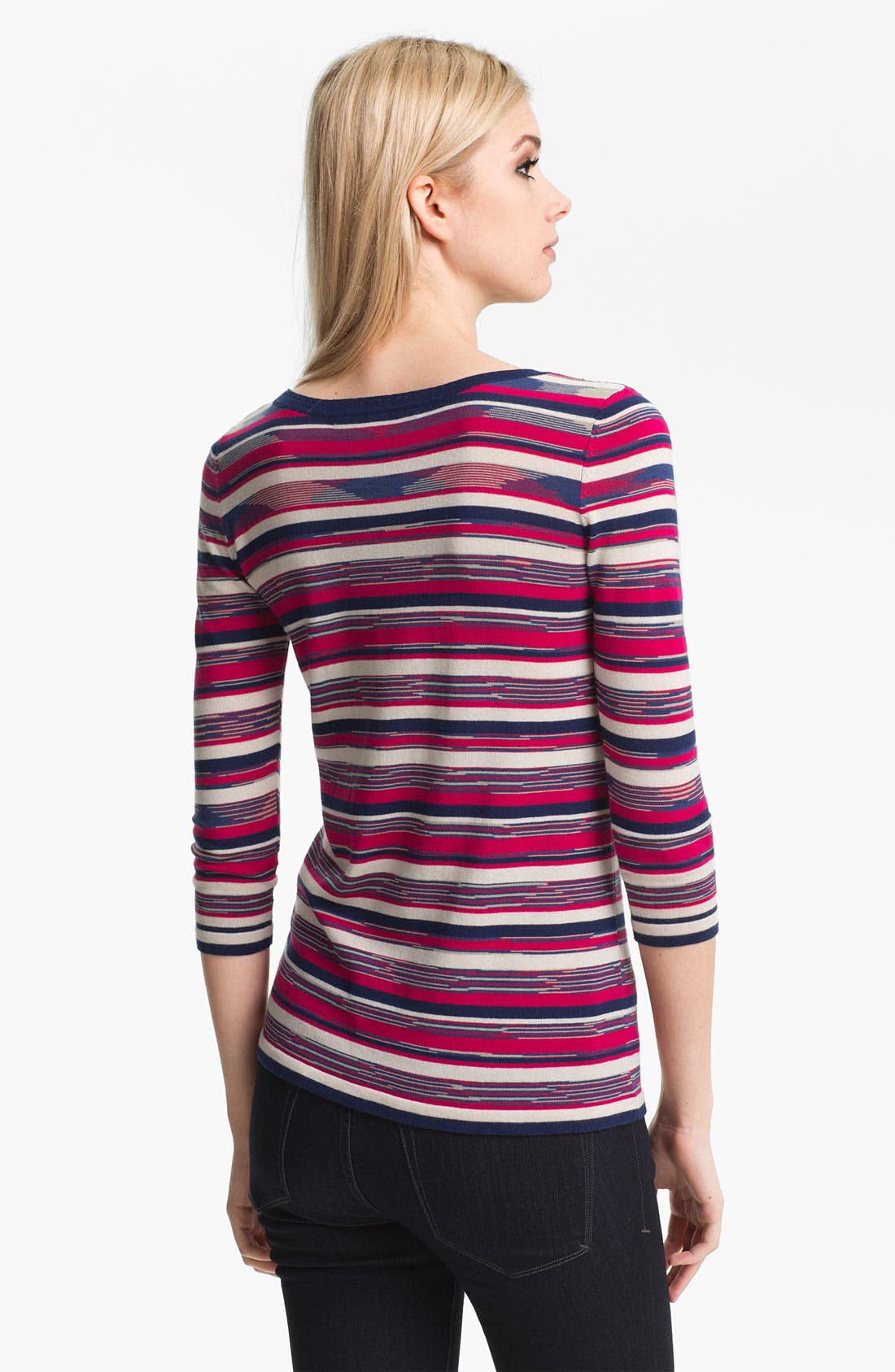 Alternate Image 2  - MARC BY MARC JACOBS 'Marion' Silk Blend Sweater