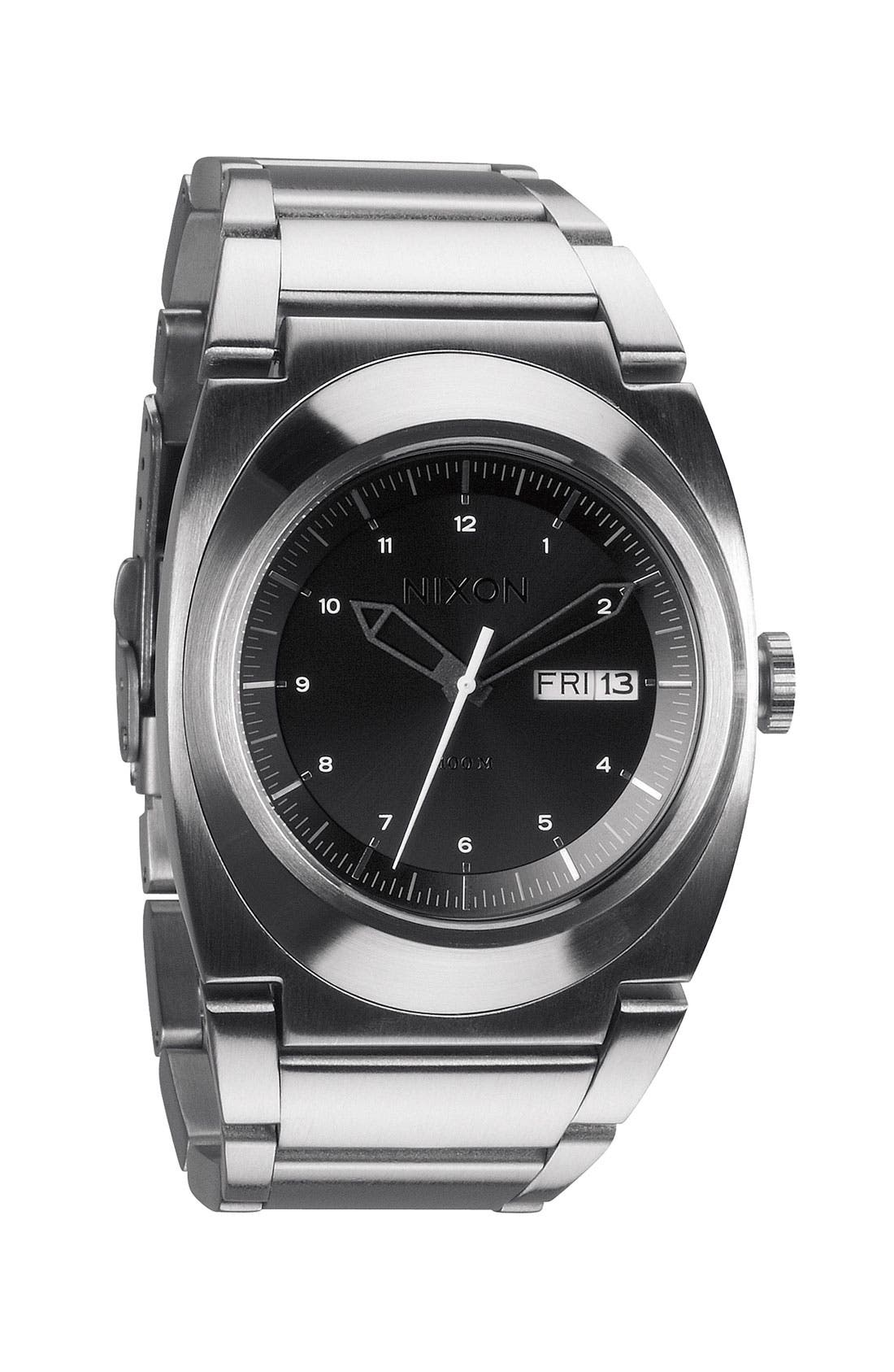 Alternate Image 1 Selected - Nixon 'The Don II' Bracelet Watch