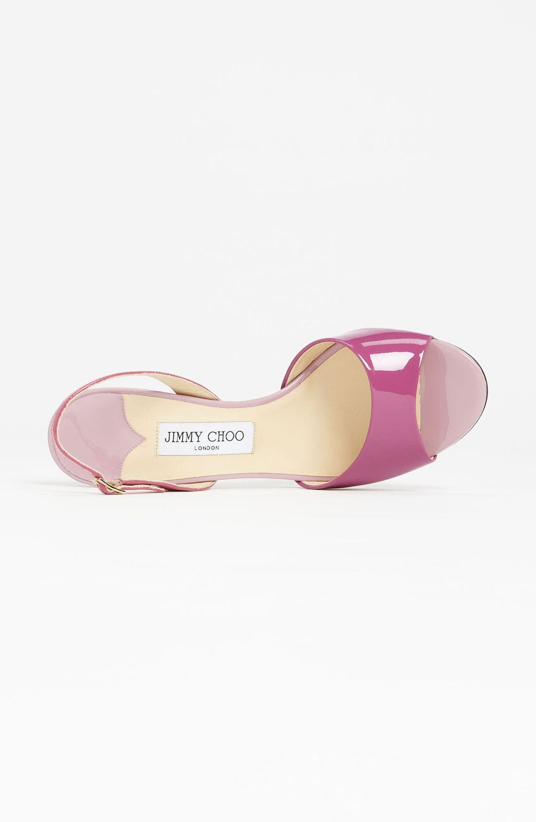 Alternate Image 3  - Jimmy Choo 'Vela' Sandal