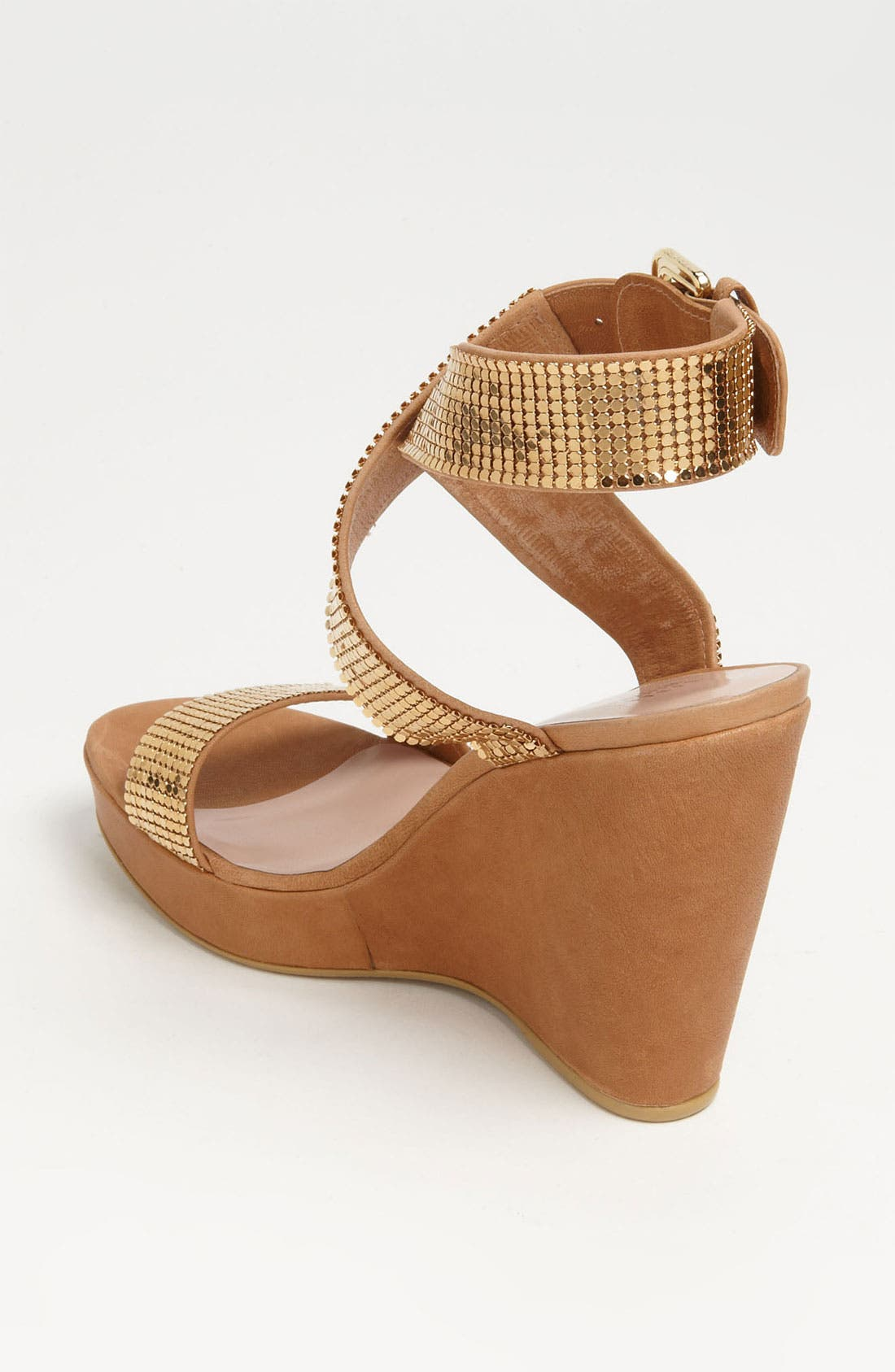 Alternate Image 2  - Stuart Weitzman 'Metalmania' Wedge Sandal