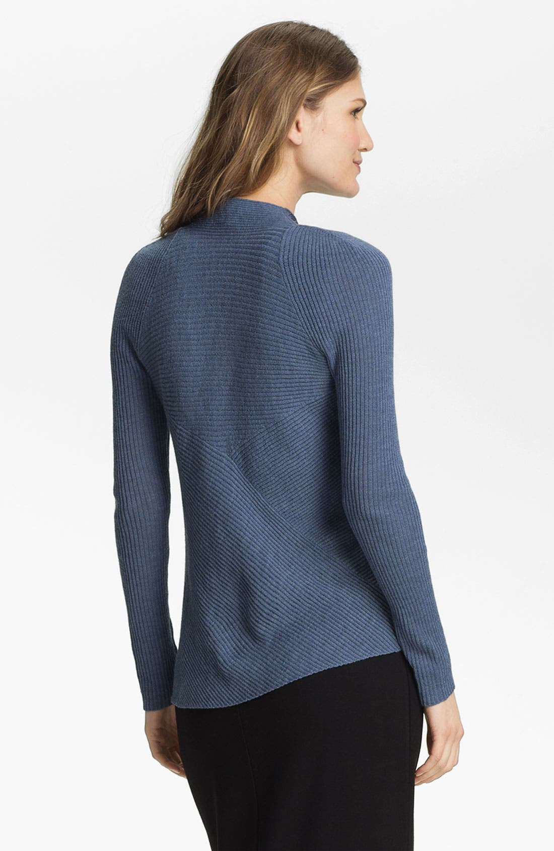 Alternate Image 2  - Eileen Fisher Short Cardigan (Petite)